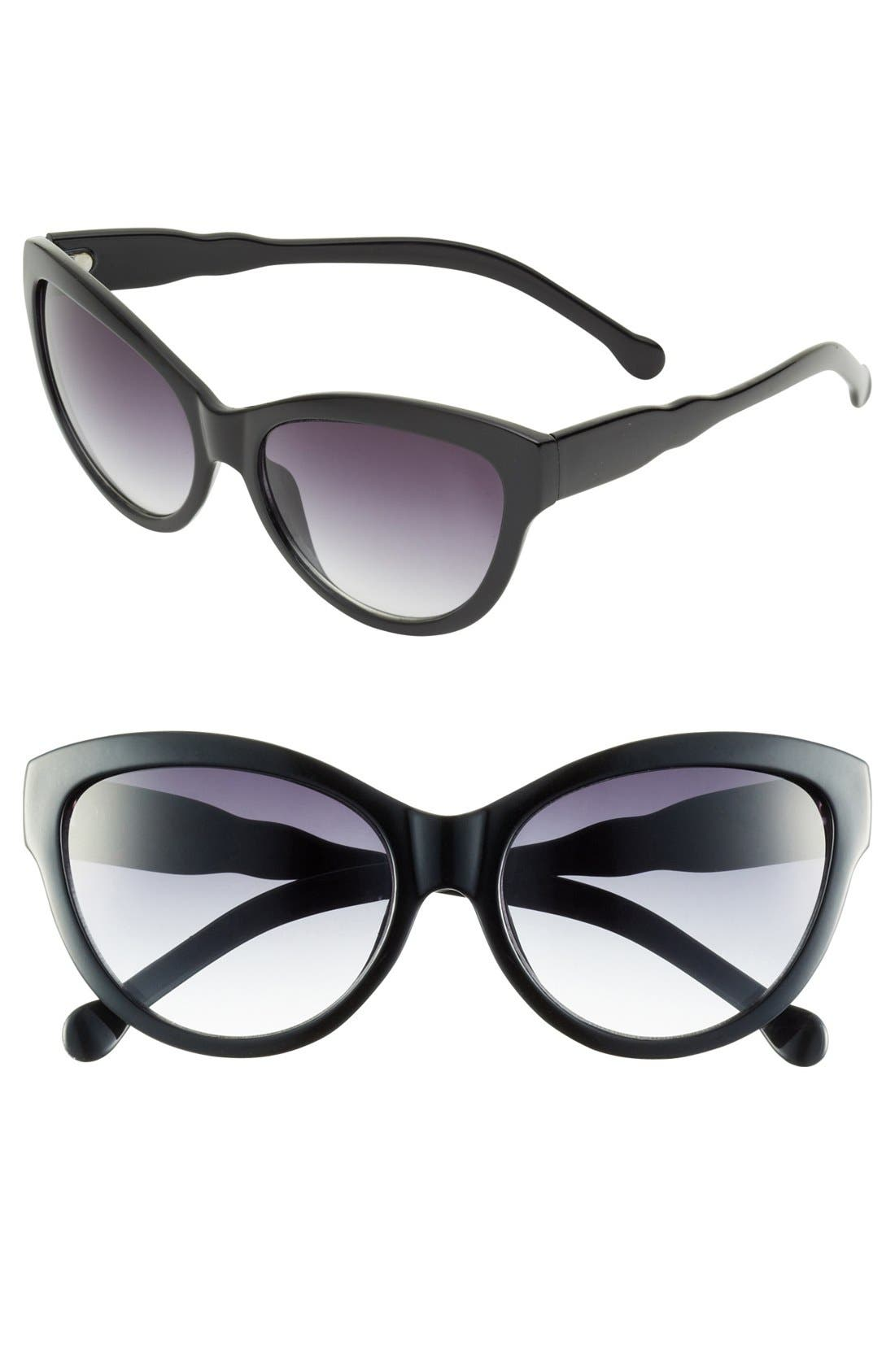 Alternate Image 1 Selected - Outlook Eyewear Sunglasses