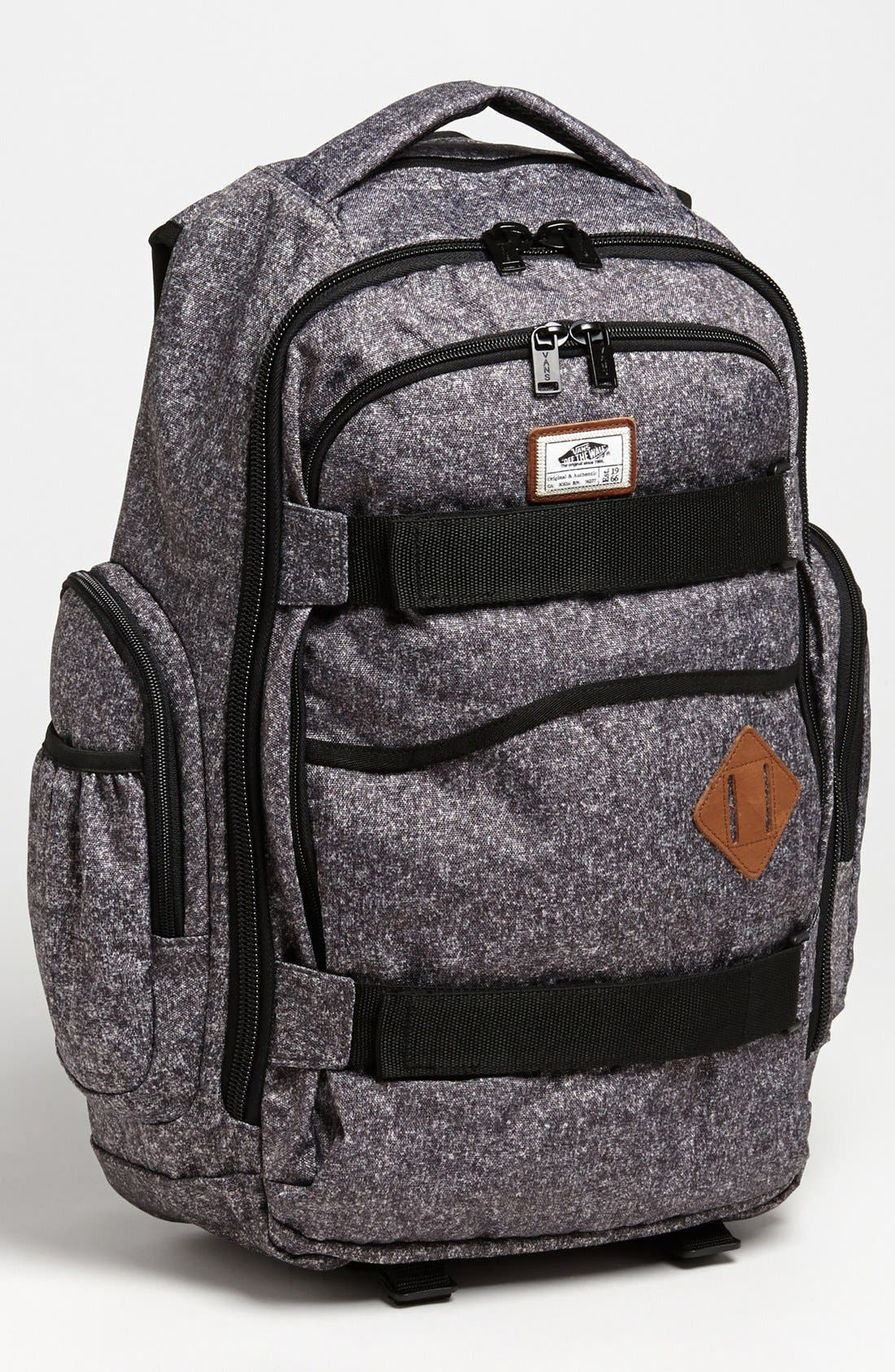 Alternate Image 1 Selected - Vans 'Transient Skatepack' Backpack
