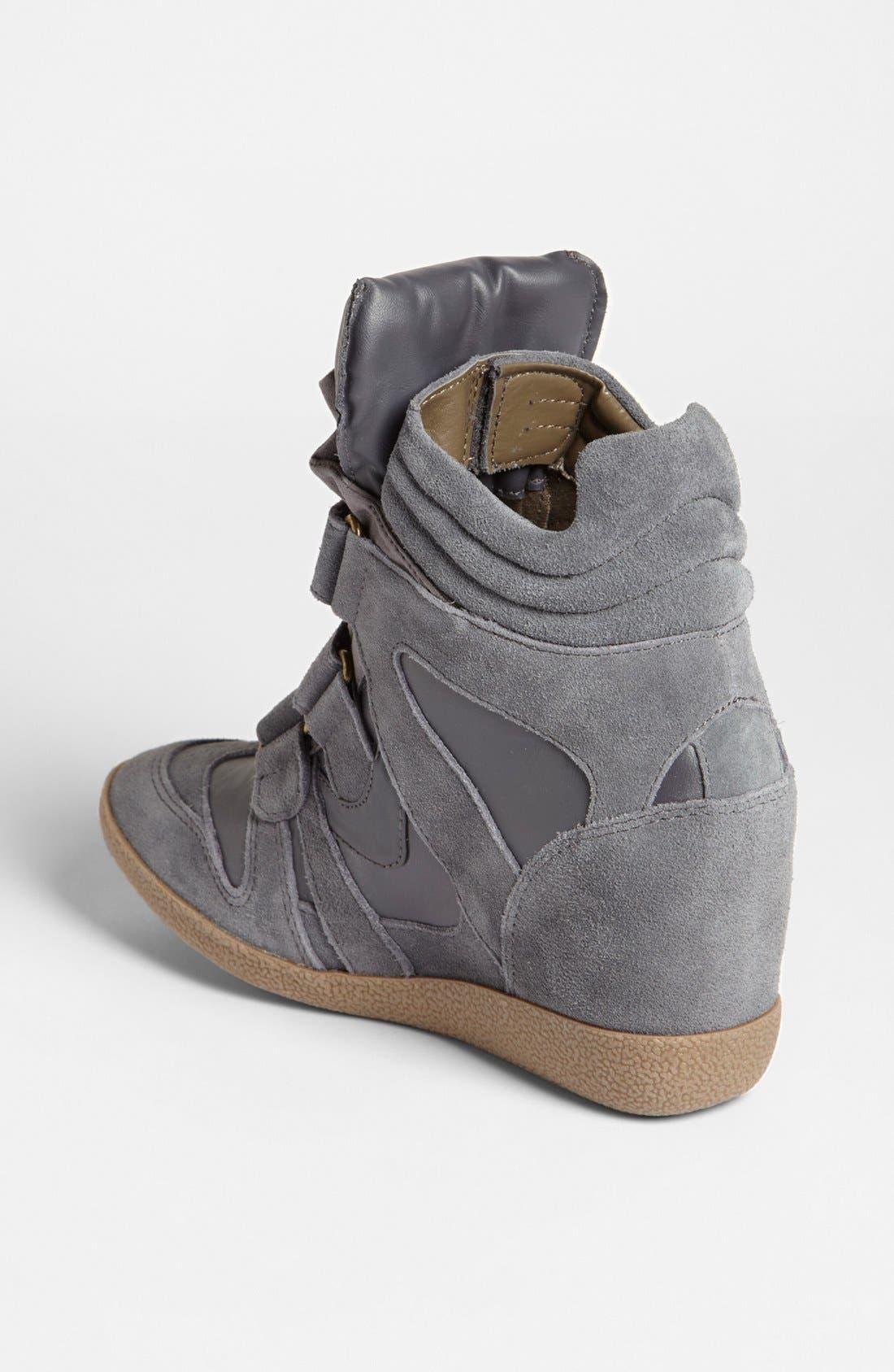 Alternate Image 2  - Steve Madden 'Hilight' Wedge Sneaker