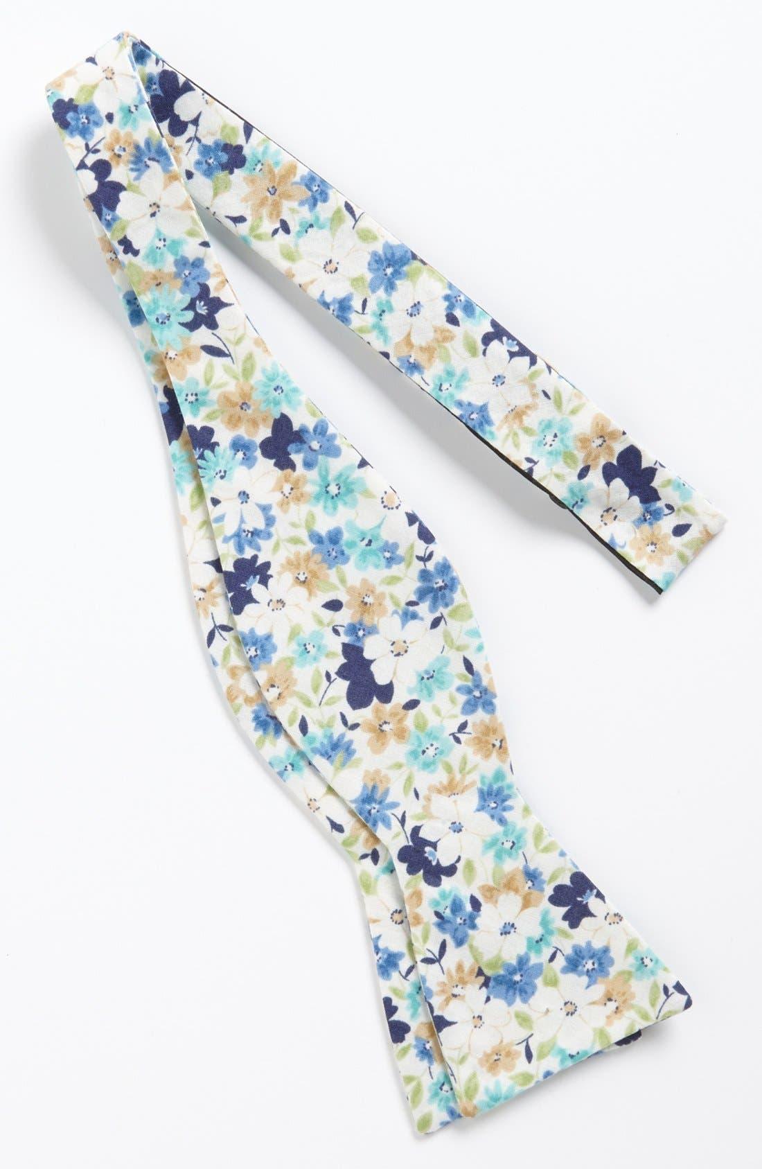 Alternate Image 2  - Robert Stewart Woven Bow Tie