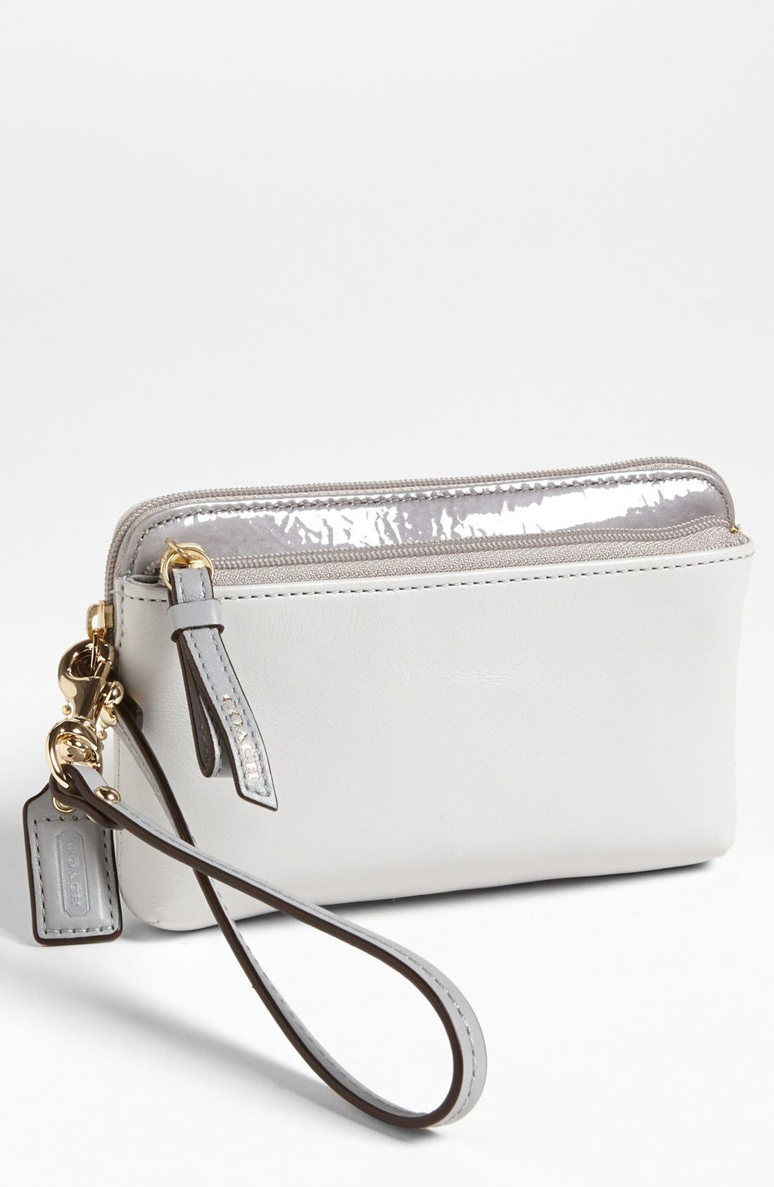 Main Image - COACH 'Poppy' Phone Wristlet