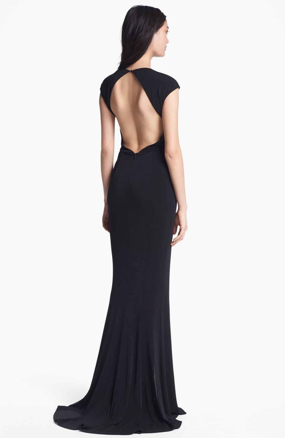 Alternate Image 2  - Rachel Zoe 'Adriana' Mermaid Maxi Dress