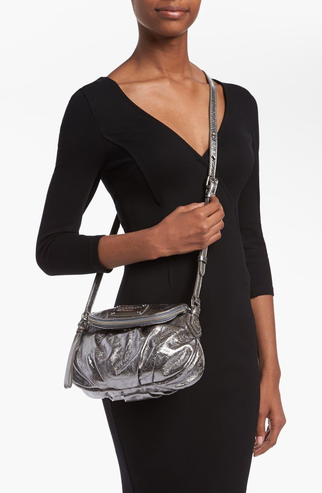 Alternate Image 2  - MARC BY MARC JACOBS 'Classic Q Natasha - Mini' Crossbody Flap Bag