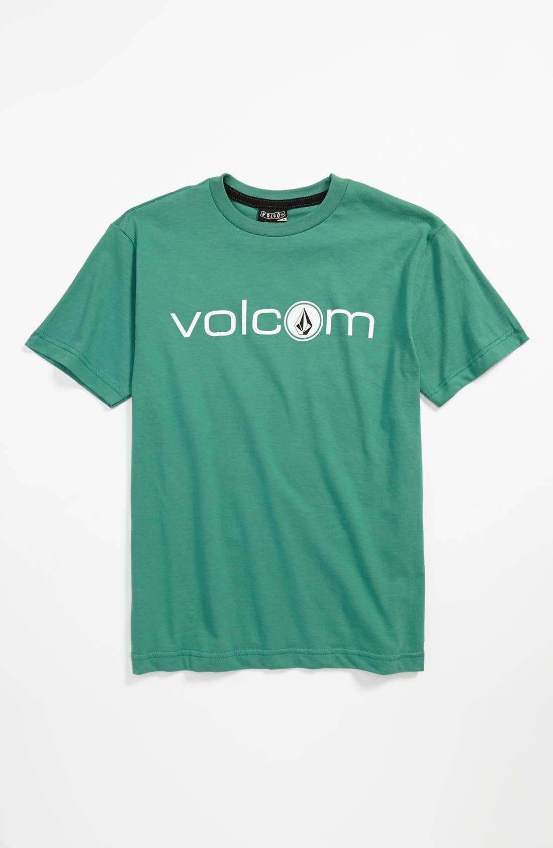 Alternate Image 1 Selected - Volcom 'Nuero Corpo' T-Shirt (Little Boys & Big Boys)