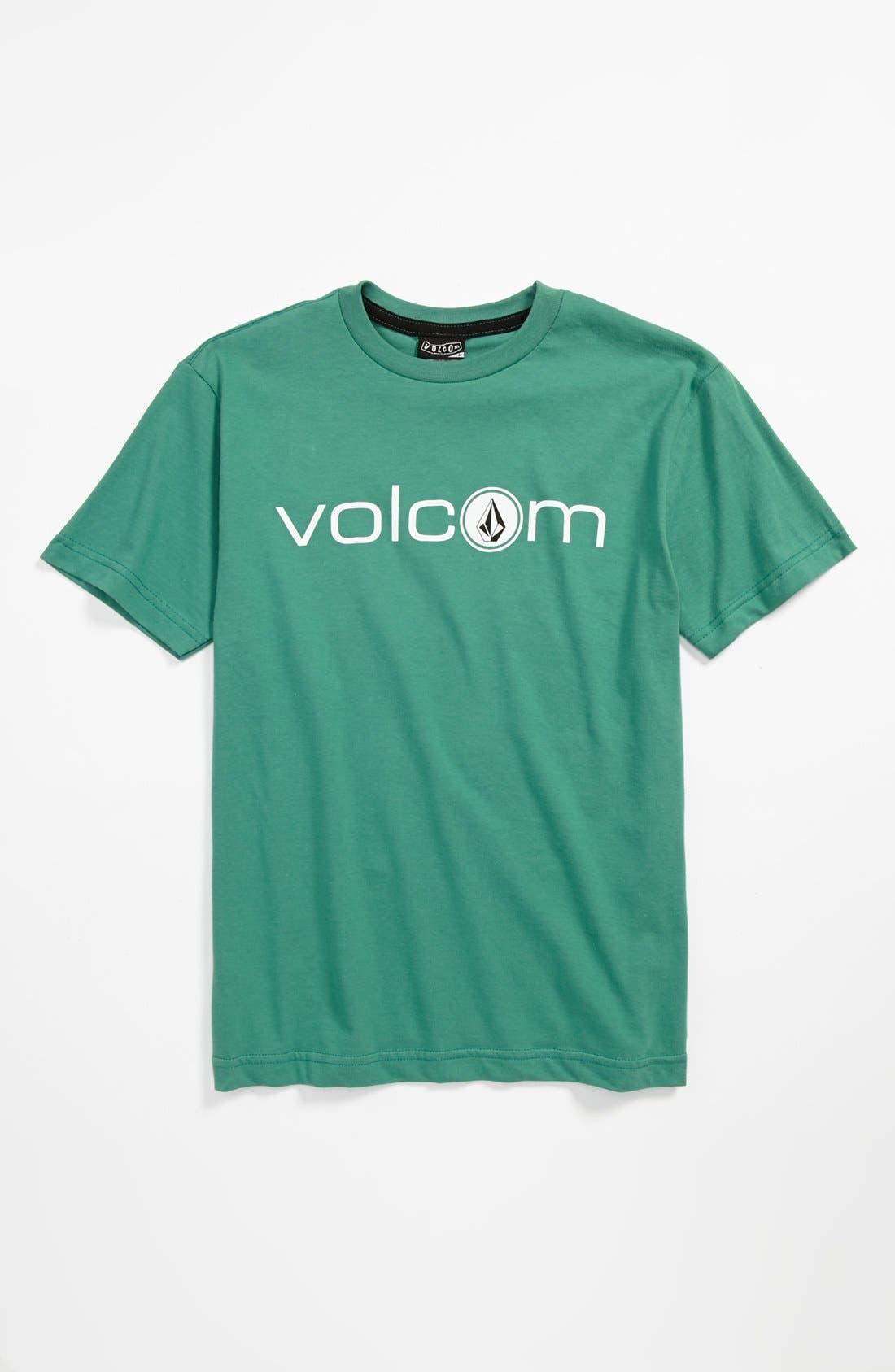 Main Image - Volcom 'Nuero Corpo' T-Shirt (Little Boys & Big Boys)