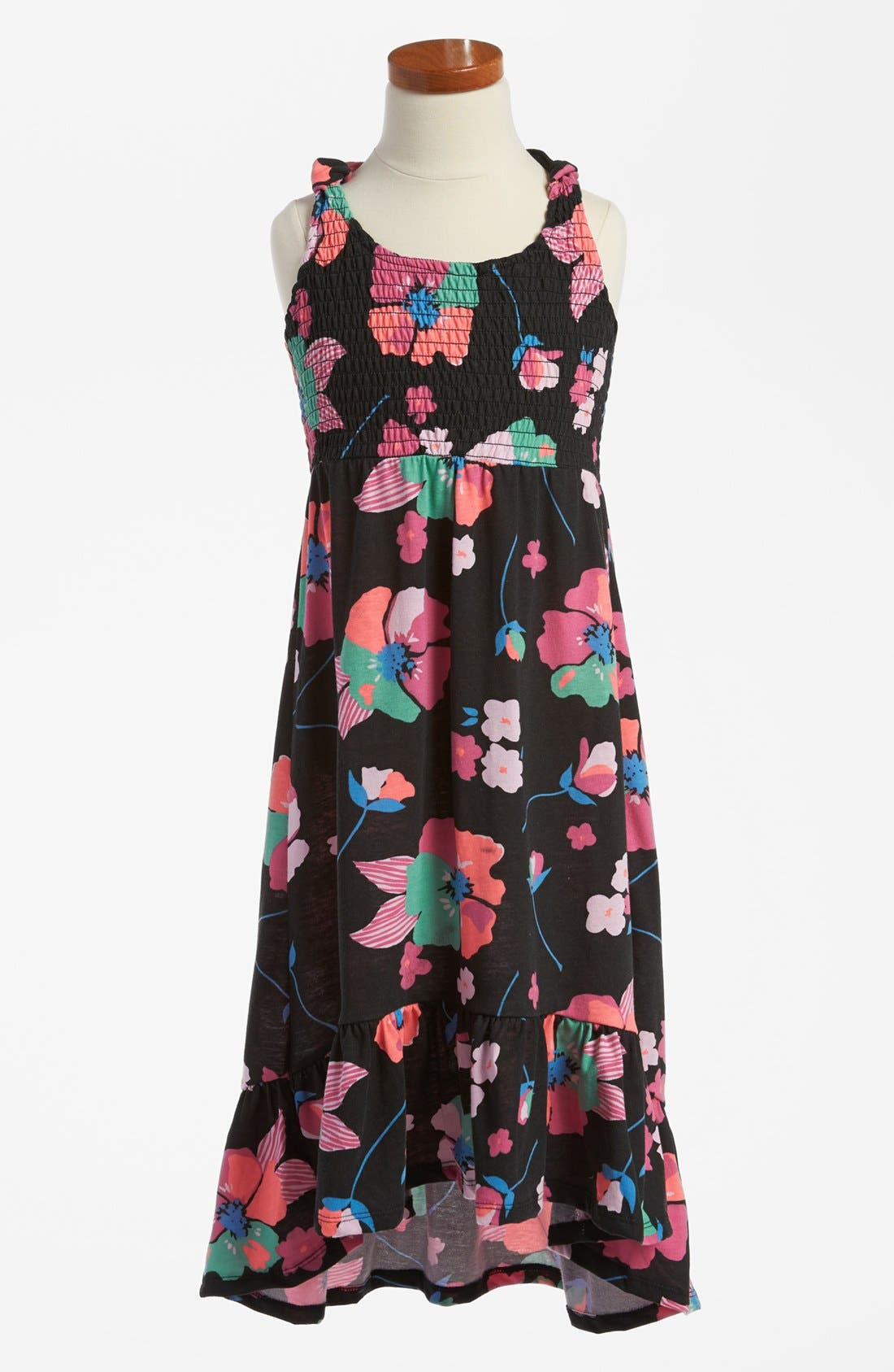 Alternate Image 1 Selected - 'Summer Stunner' Dress (Big Girls)