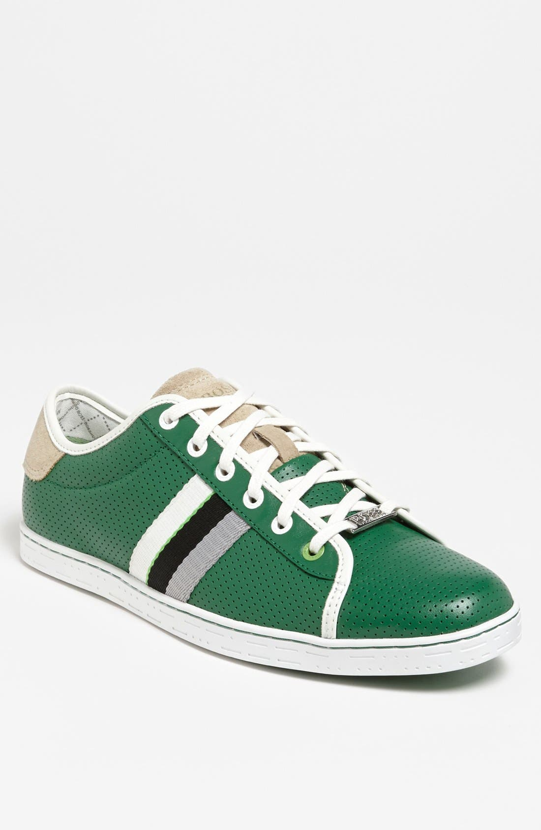 Alternate Image 1 Selected - BOSS Green 'Micks' Sneaker