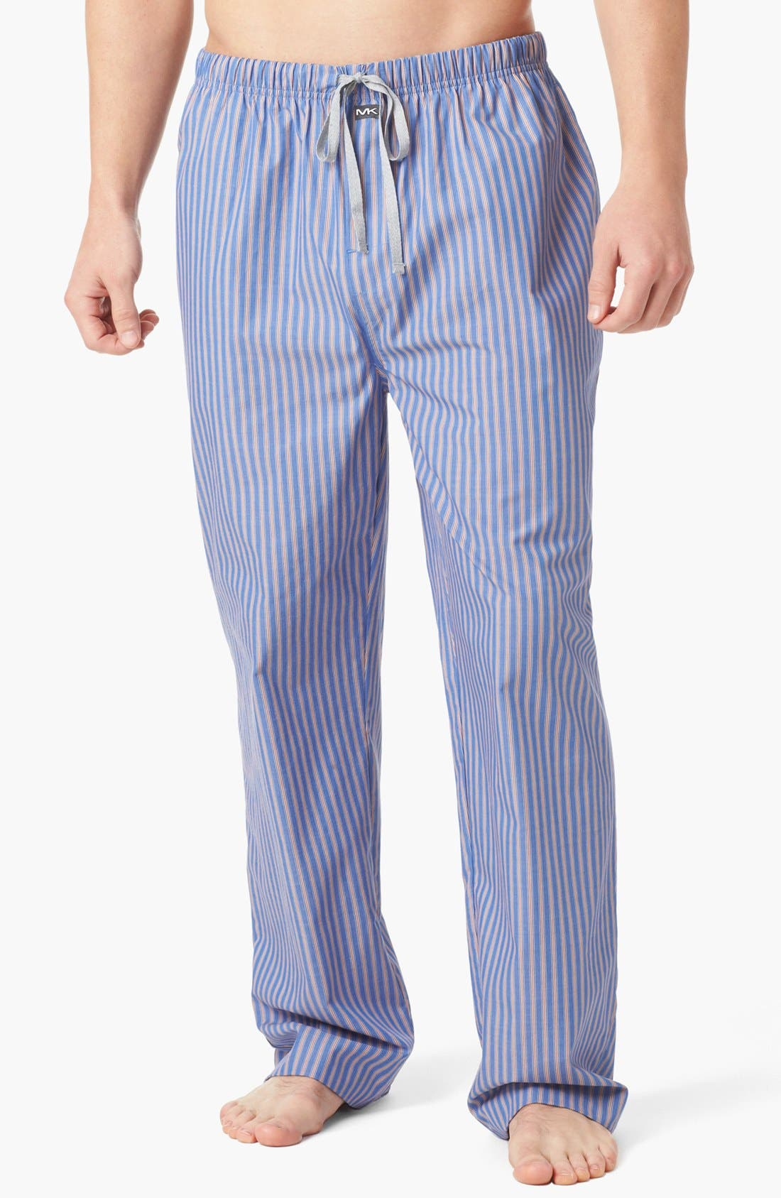 Alternate Image 1 Selected - Michael Kors Woven Pajama Pants