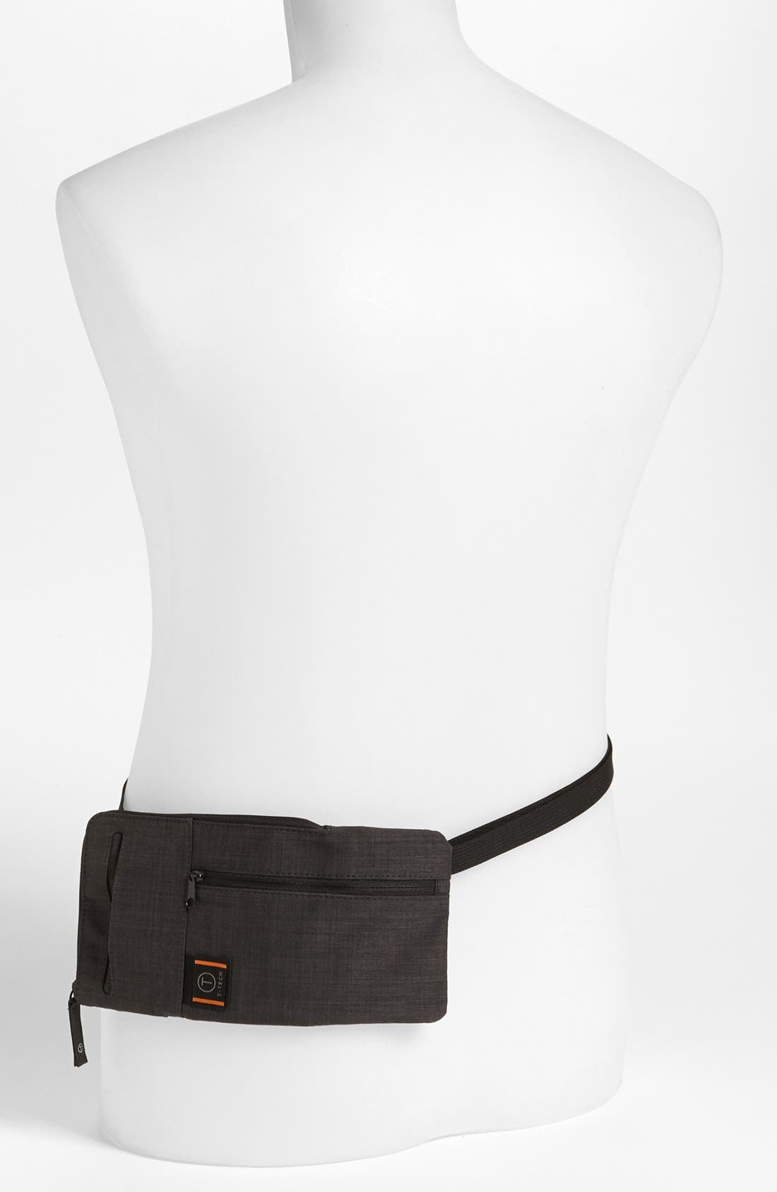 Alternate Image 4  - T-Tech by TUMI Convertible Undercover Stash Bag