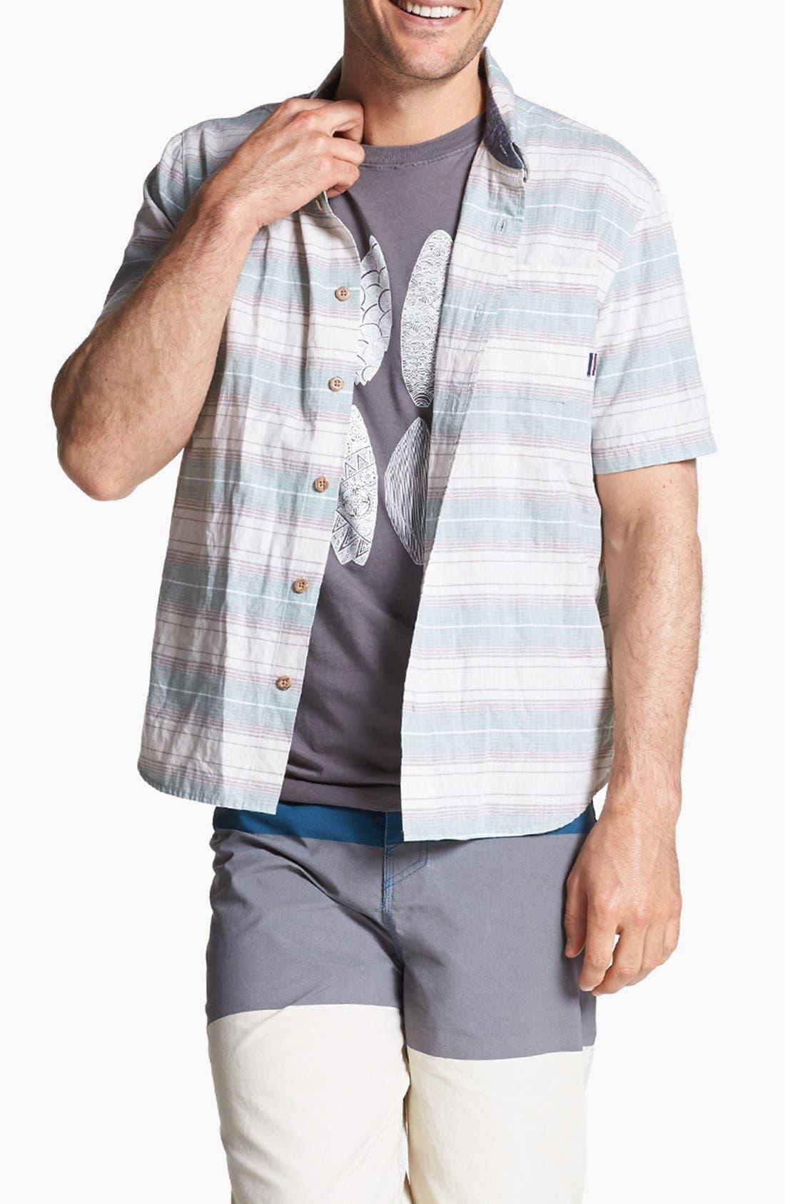 Alternate Image 1 Selected - Jack O'Neill 'Delmar' Short Sleeve Sport Shirt