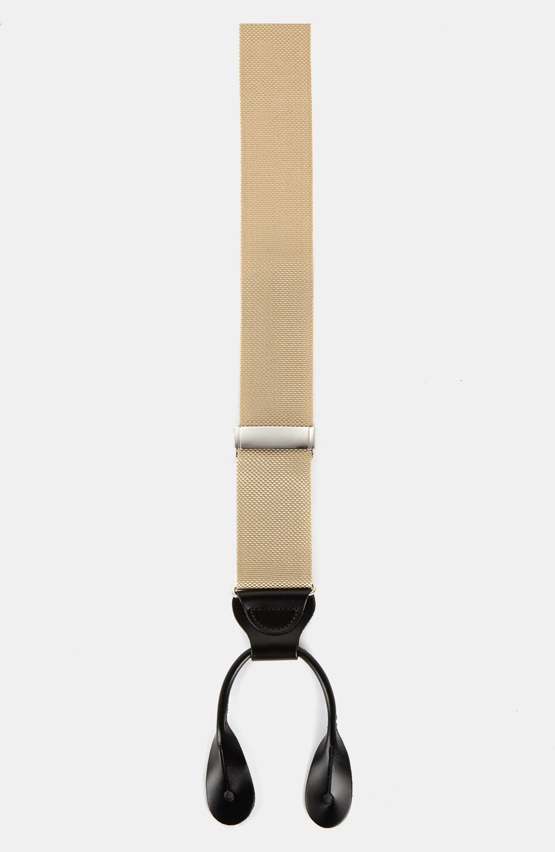 Alternate Image 1 Selected - Trafalgar Solid Suspenders