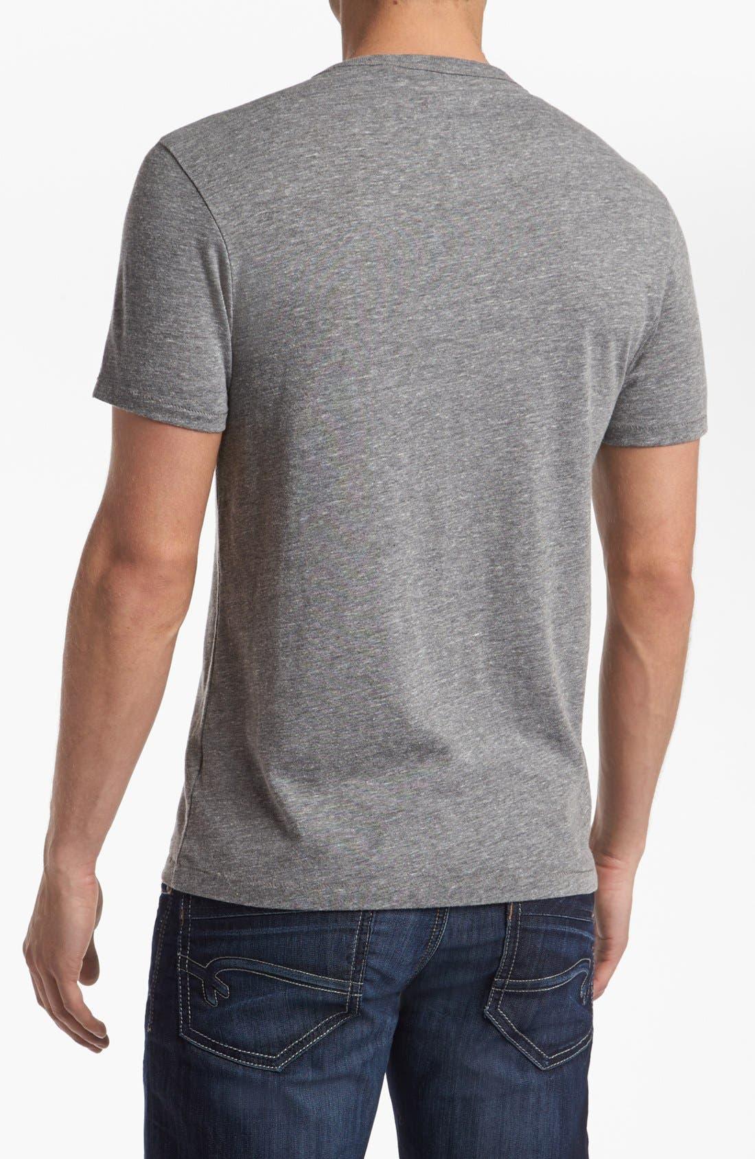 Alternate Image 2  - Original Penguin 'Mosaic Bird' T-Shirt