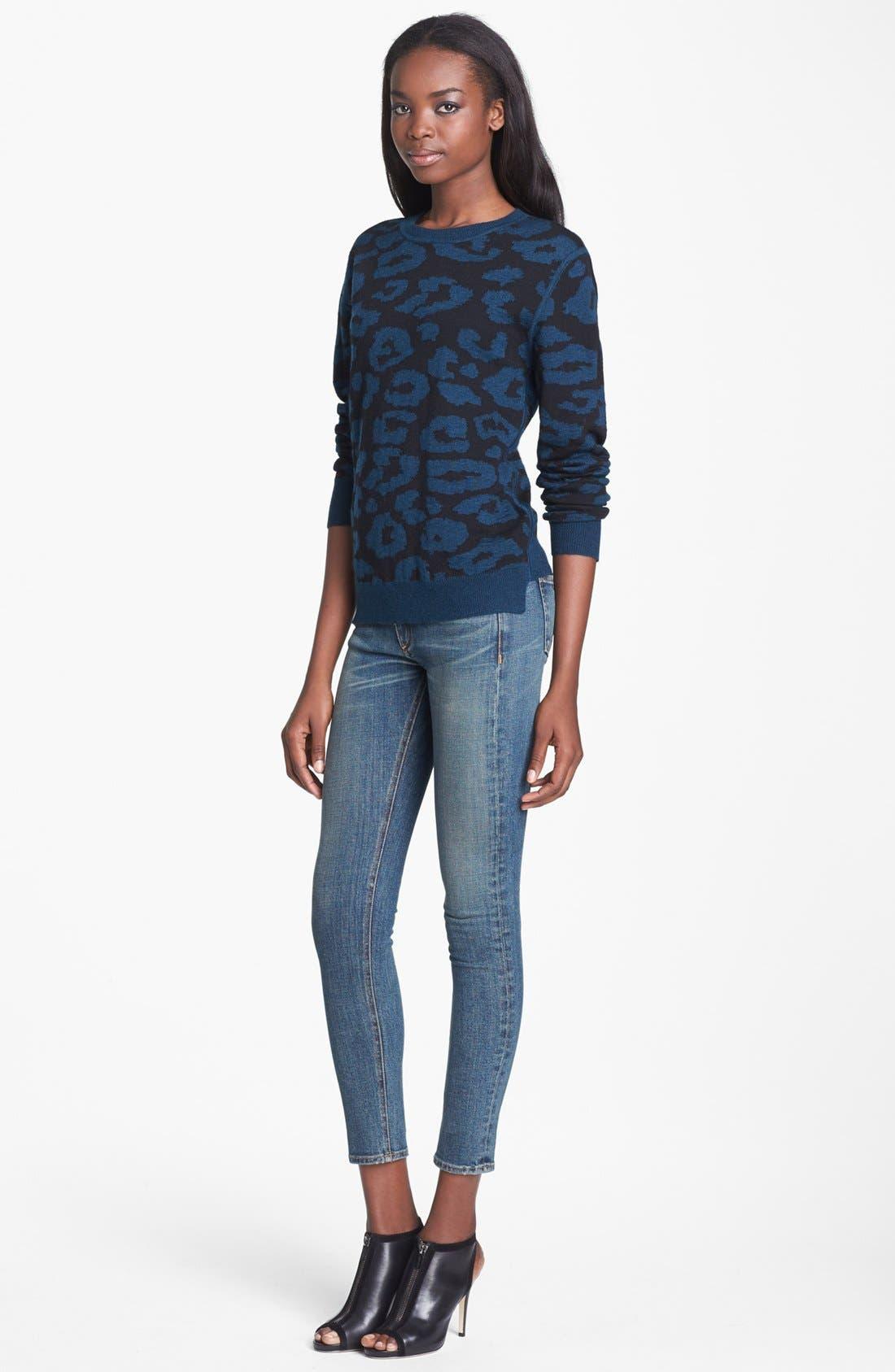 Alternate Image 2  - A.L.C. 'Grimal' Sweater