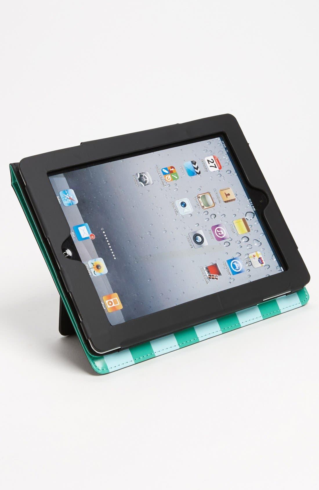 Alternate Image 3  - kate spade new york 'petula stripe' iPad 2 & 3 folio