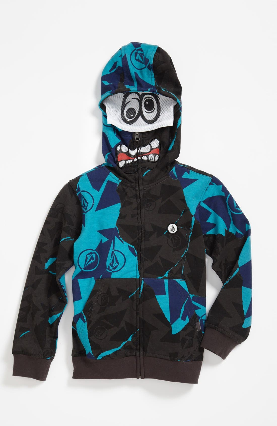 Main Image - Volcom 'Booster' Hoodie (Little Boys)