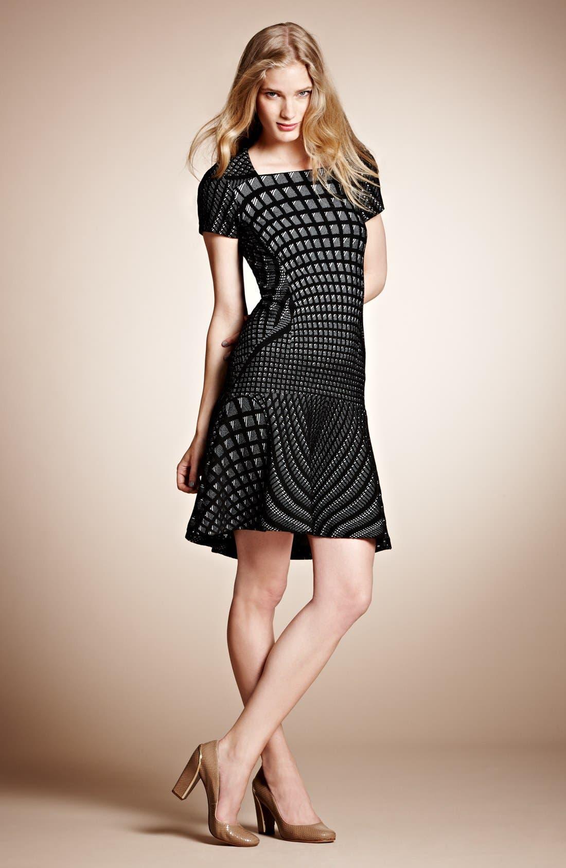 Alternate Image 4  - Diane von Furstenberg 'Hansine' Knit A-Line Dress