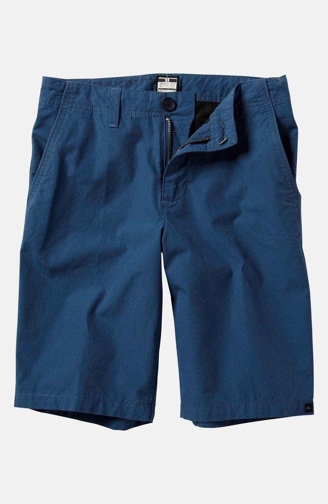 Alternate Image 1 Selected - Quiksilver 'Nugget' Shorts (Big Boys)