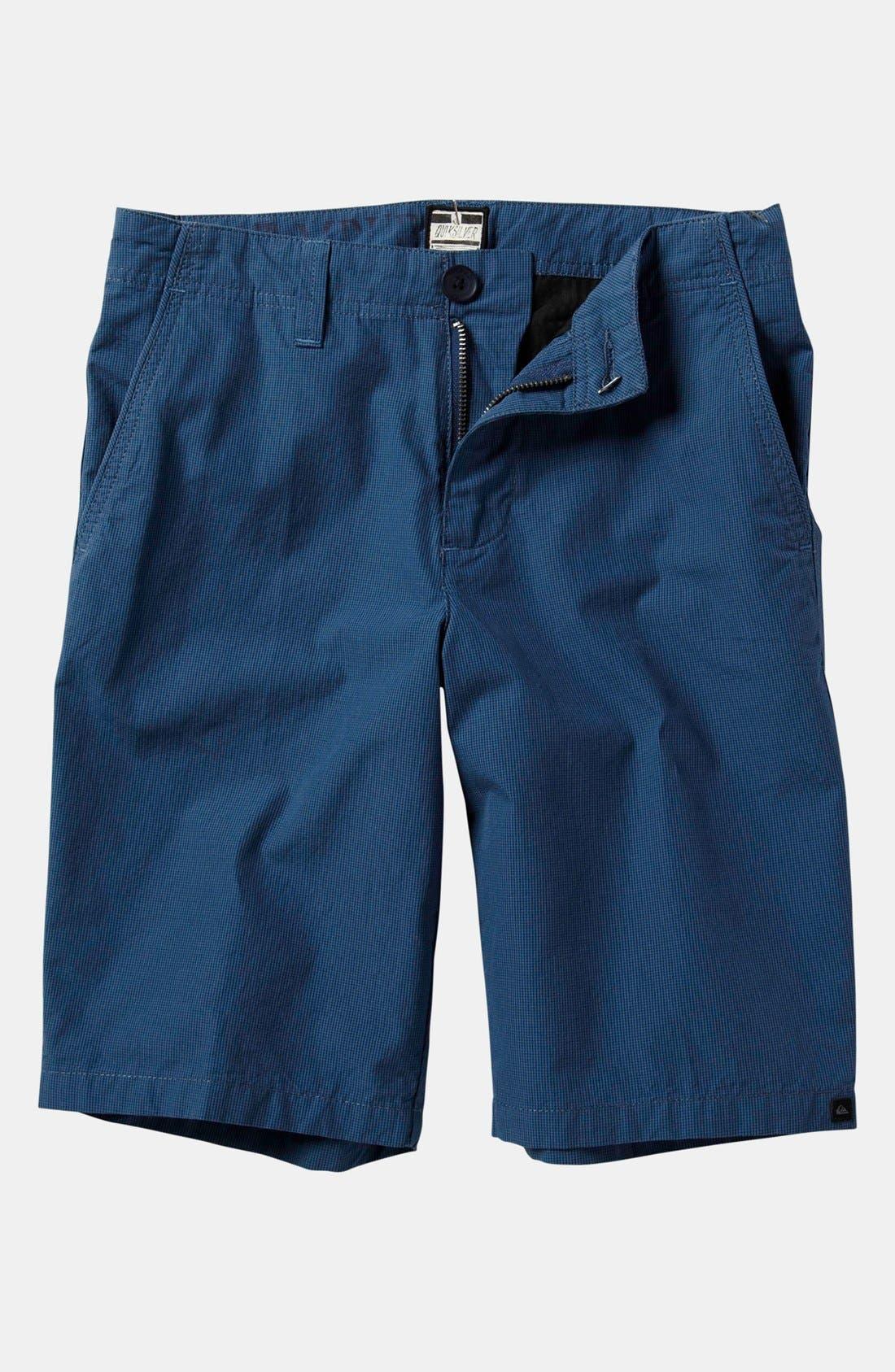 Main Image - Quiksilver 'Nugget' Shorts (Big Boys)
