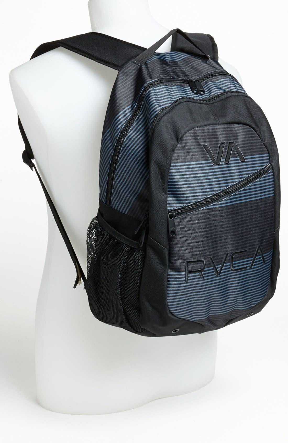 Alternate Image 3  - RVCA 'Pak II' Backpack