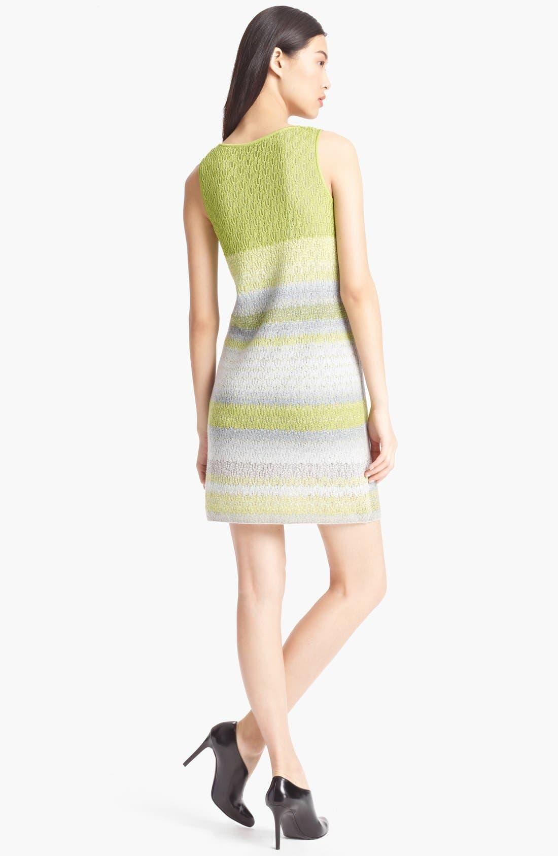 Alternate Image 2  - Missoni Sleeveless Knit Dress