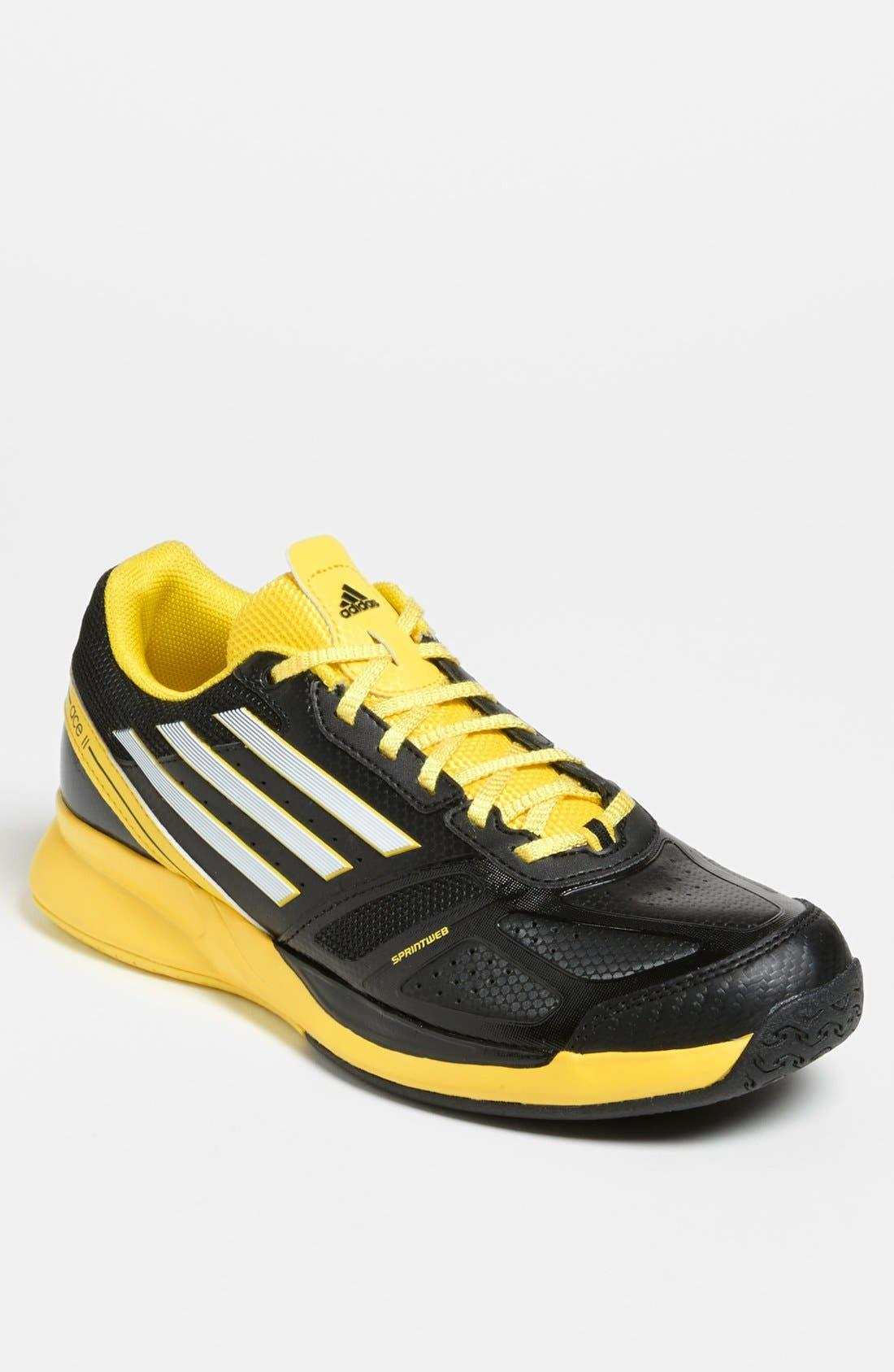 Alternate Image 1 Selected - adidas 'adiZero Ace II' Tennis Shoe (Men)