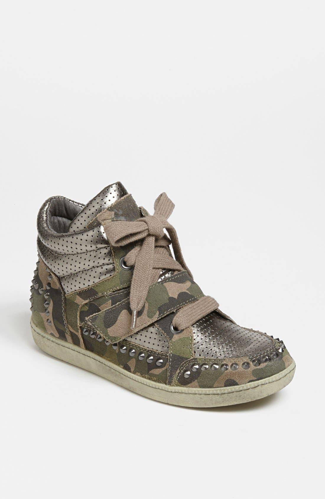 Alternate Image 1 Selected - Ash 'Zed' High Top Sneaker