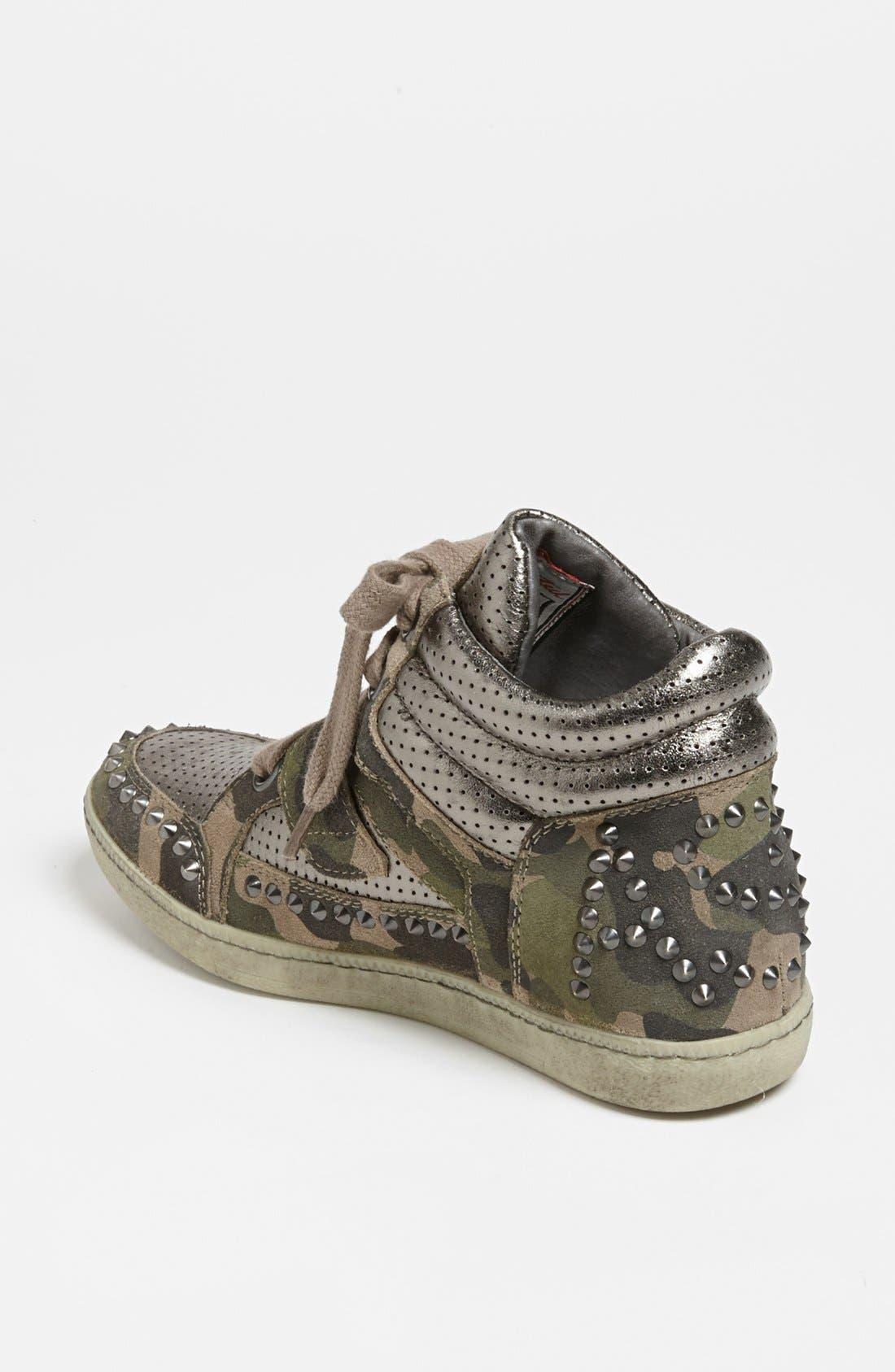Alternate Image 2  - Ash 'Zed' High Top Sneaker