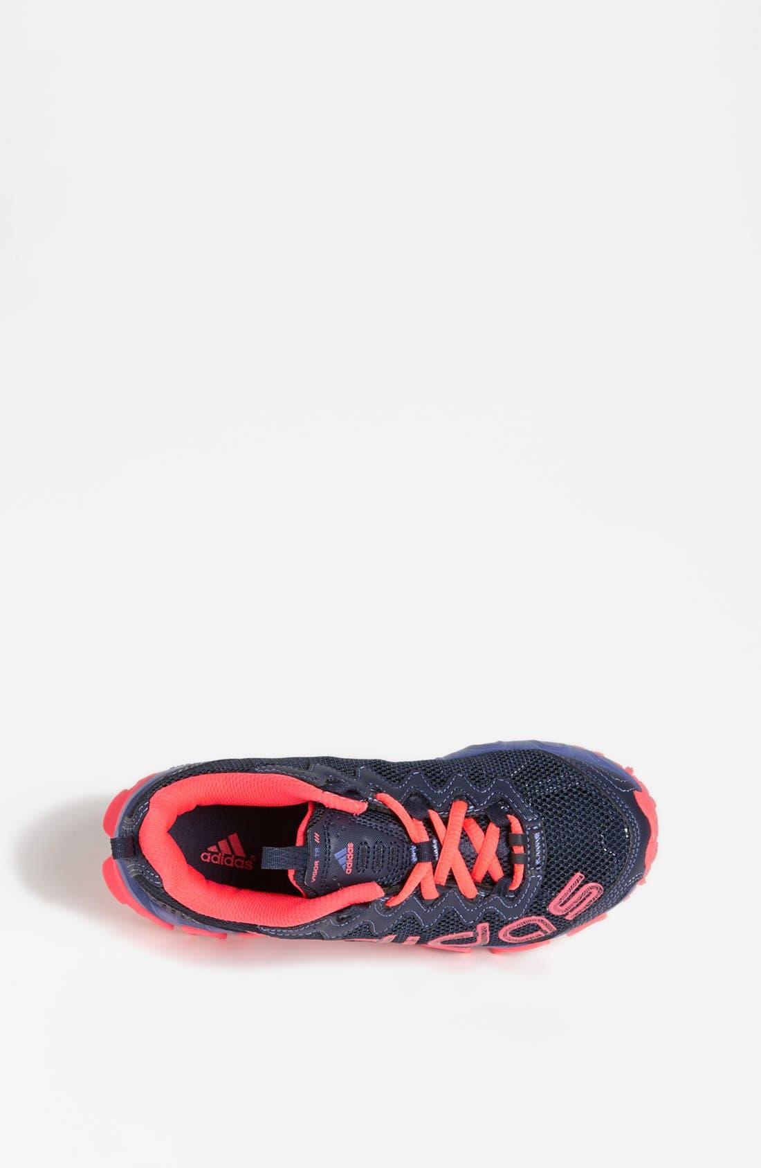 Alternate Image 3  - adidas 'Vigor Trail 2' Running Shoe (Toddler, Little Kid & Big Kid)