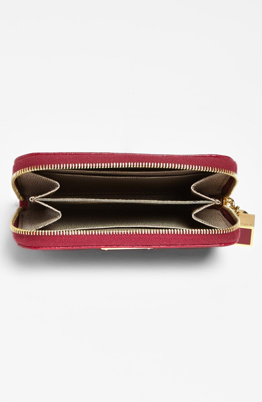 Alternate Image 2  - Fendi 'Crayons' Leather Zipper Pouch