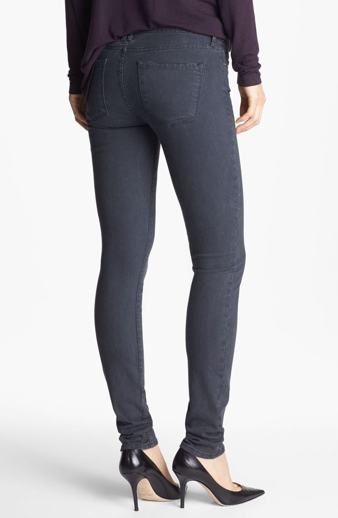 Alternate Image 2  - Vince Skinny Stretch Jeans