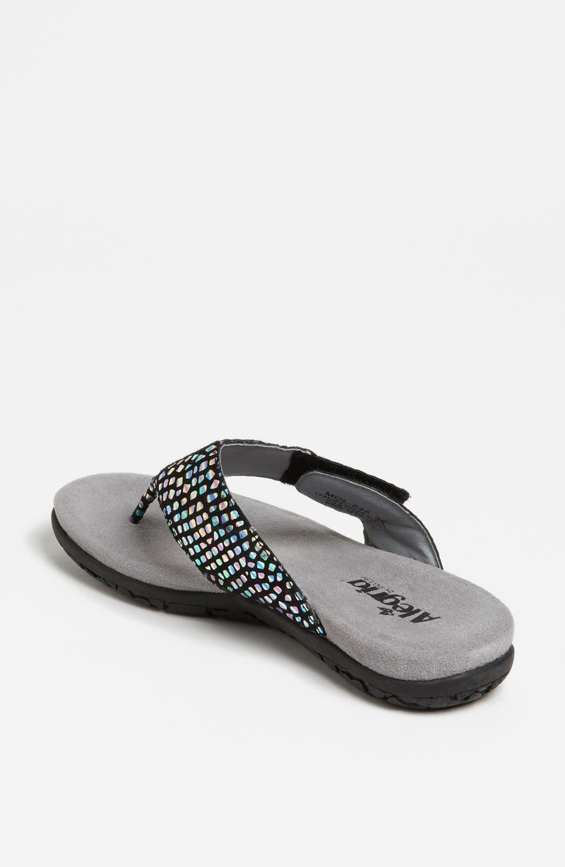 Alternate Image 2  - Alegria 'Molly' Sandal