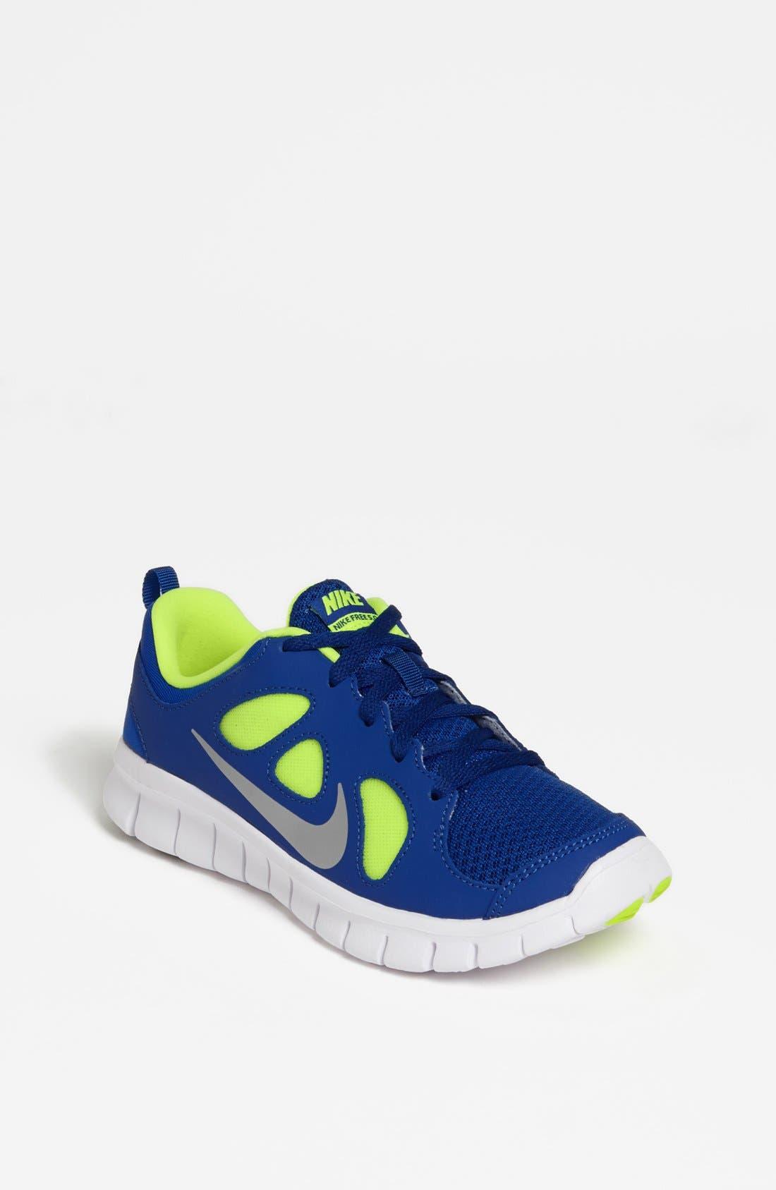 Main Image - Nike 'Free Run 5.0' Running Shoe (Toddler & Little Kid)