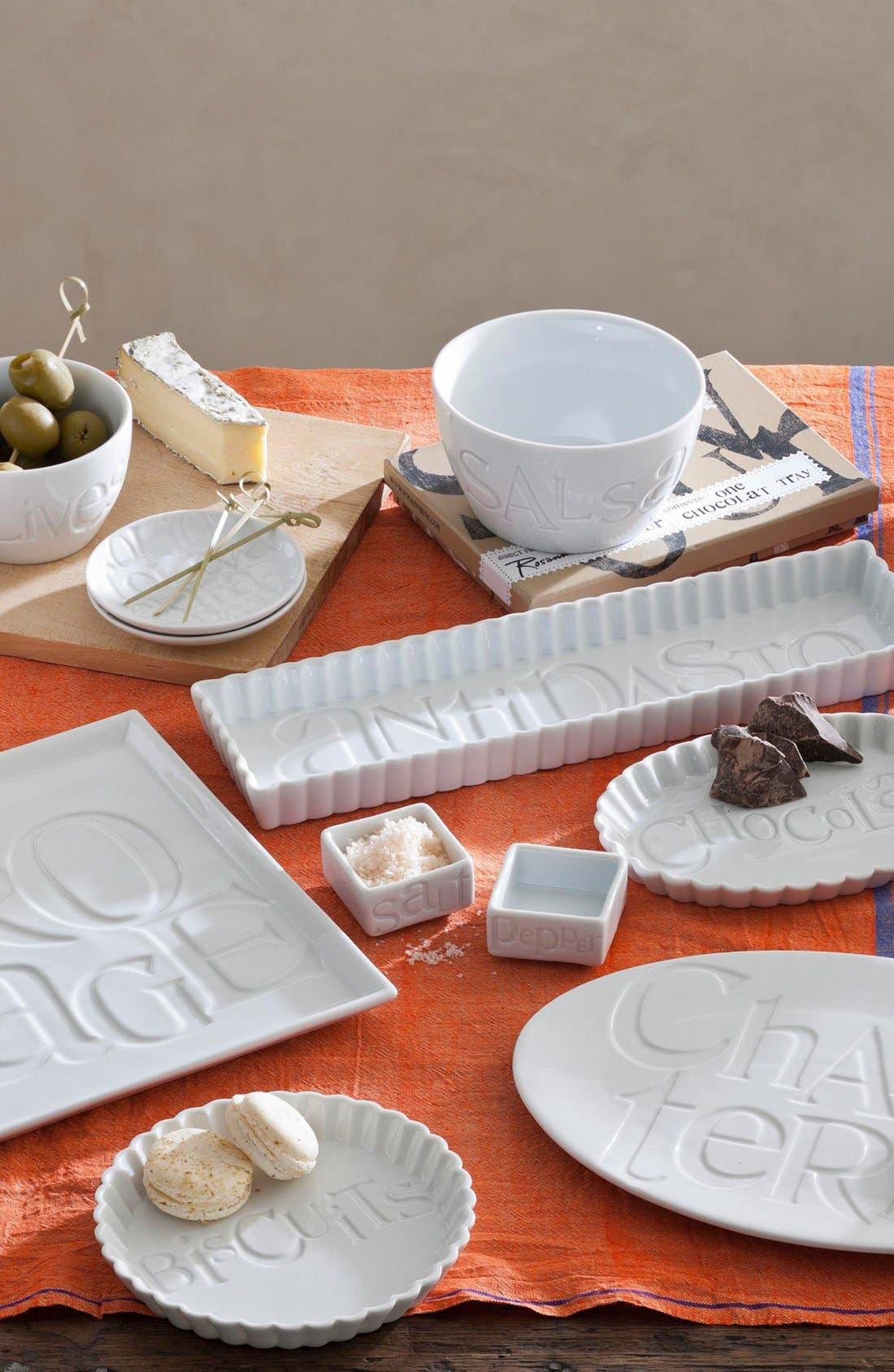 Alternate Image 3  - Rosanna 'Savour - Biscuits' Porcelain Dish