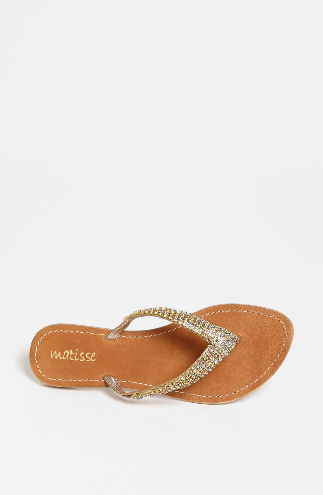 Alternate Image 3  - Matisse 'Universe' Sandal