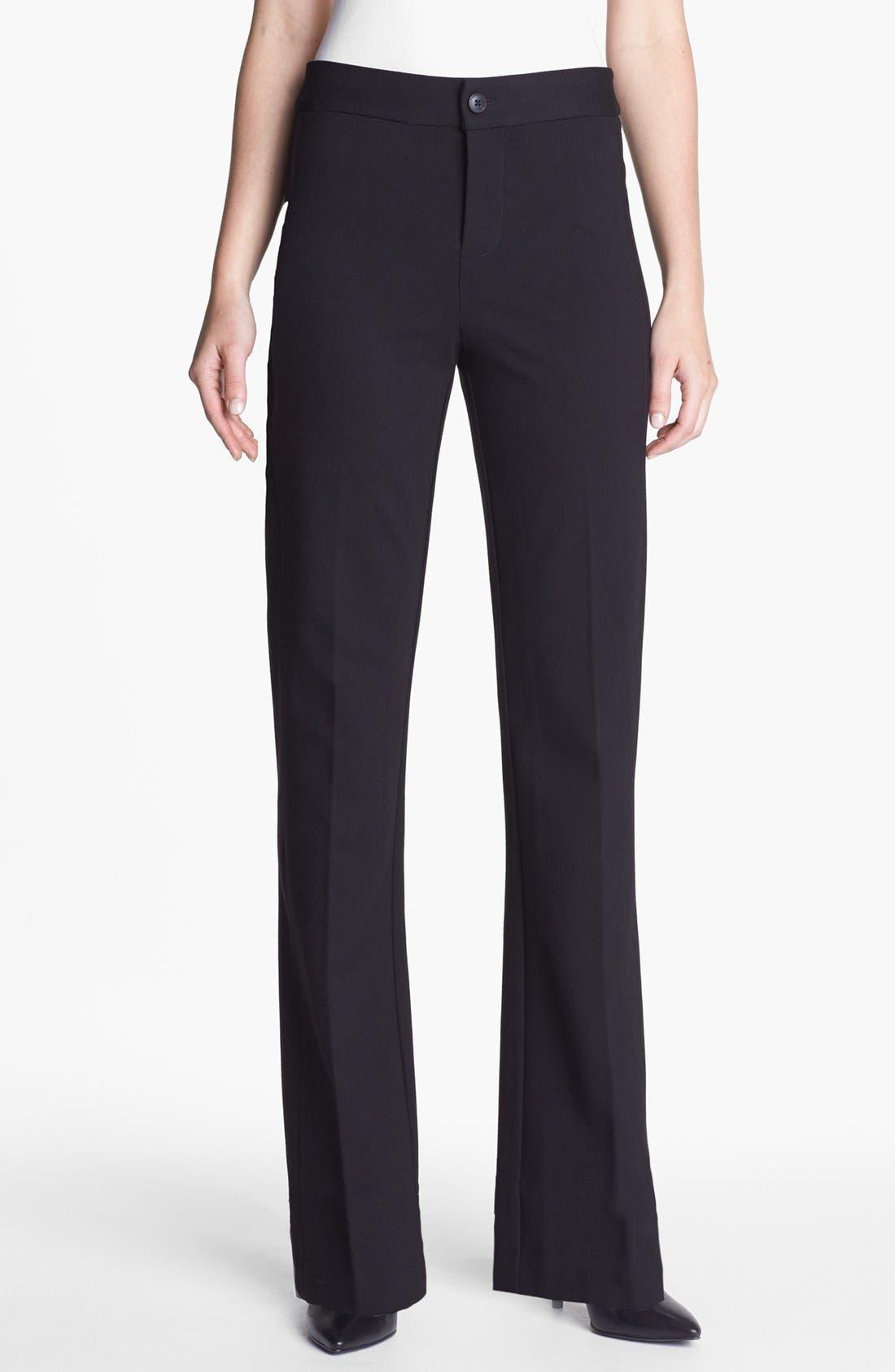 Main Image - NYDJ Stretch Ponte Trousers (Regular & Petite)