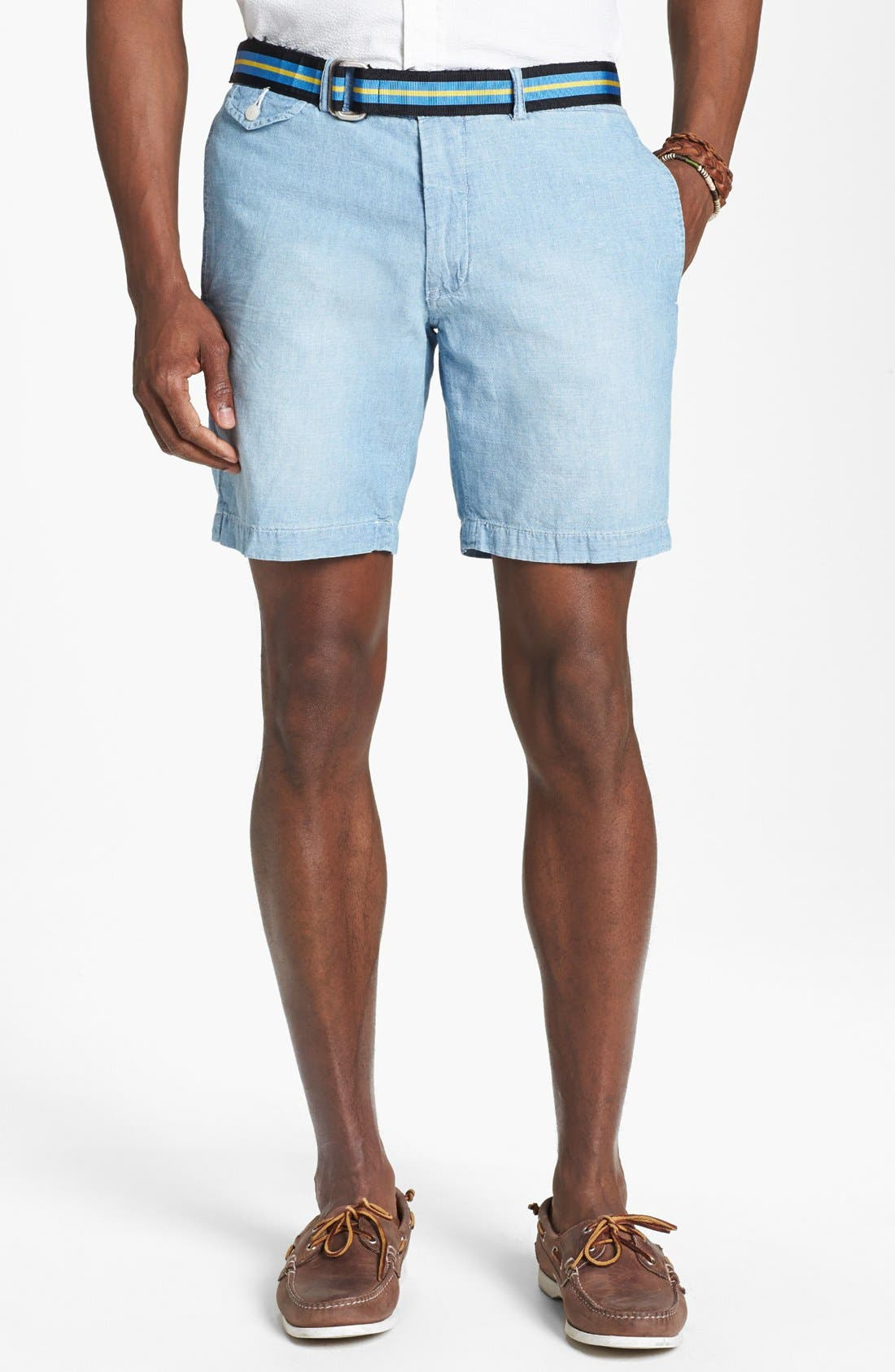 Alternate Image 1 Selected - Polo Ralph Lauren 'Greenwich' Shorts