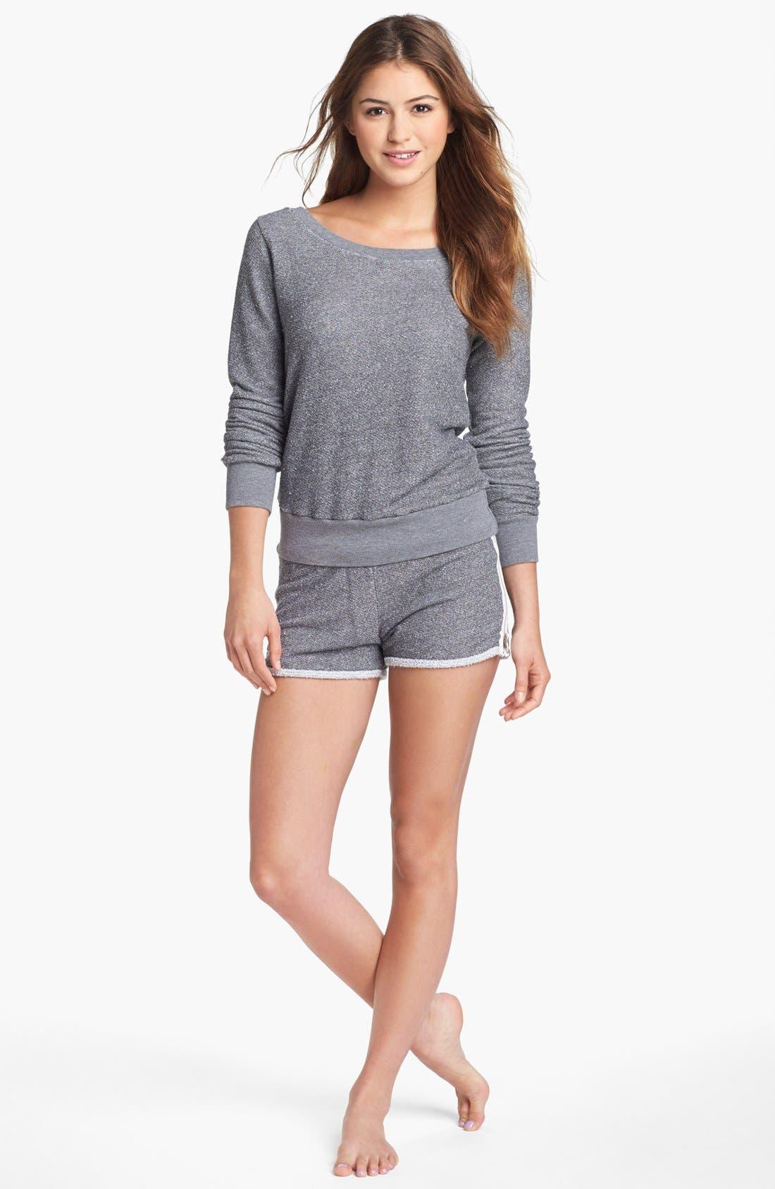 Alternate Image 3  - Solow Back Twist Sweatshirt