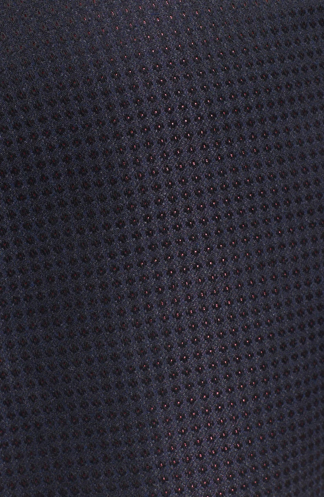 Alternate Image 3  - Halogen® Jacquard Fit & Flare Dress (Regular & Petite)