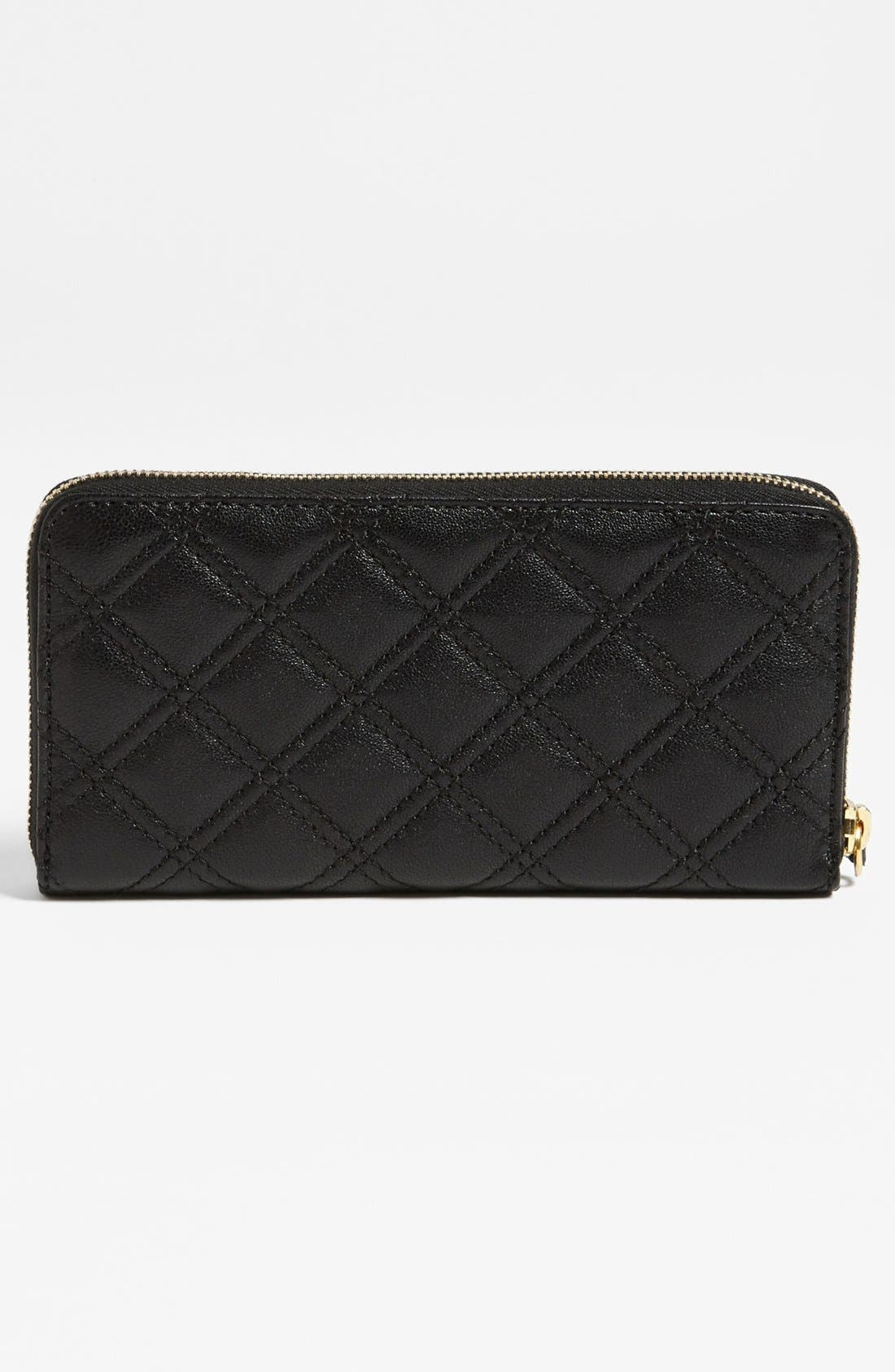 Alternate Image 3  - MARC JACOBS 'Quilting Deluxe' Leather Wallet