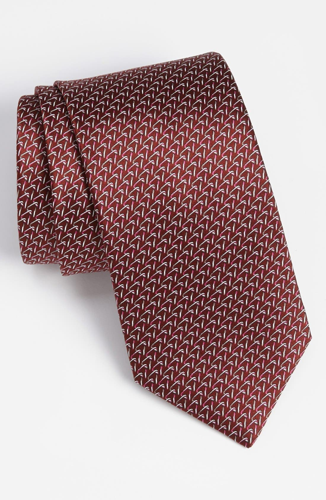 Alternate Image 1 Selected - Lanvin Woven Silk Tie