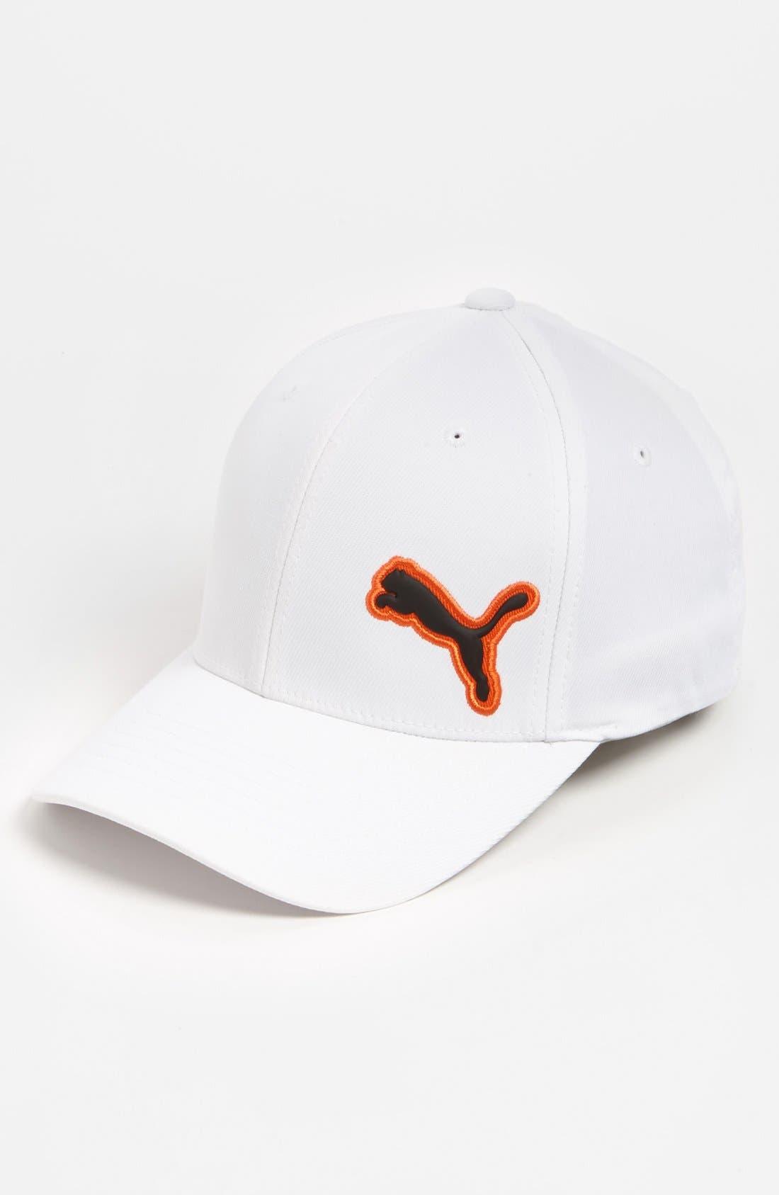 Main Image - PUMA 'Back 9' Fitted Baseball Cap