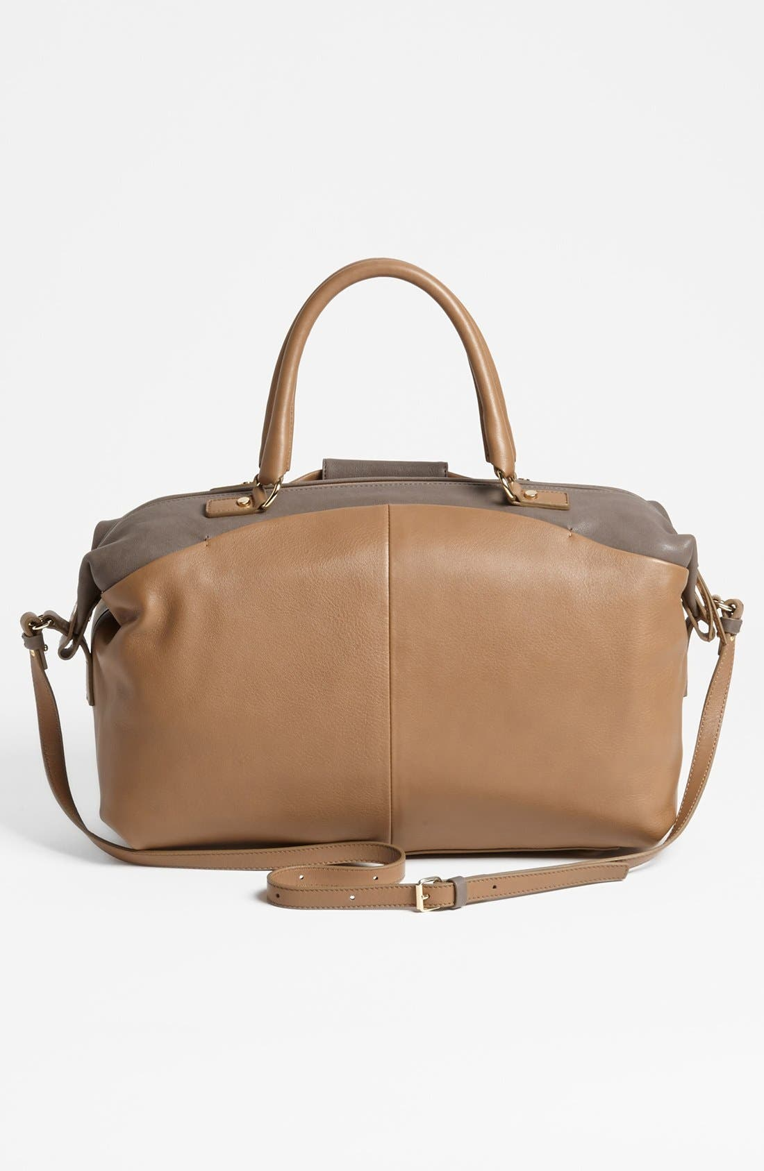 Alternate Image 4  - Lanvin 'For Me - Large' Leather Tote