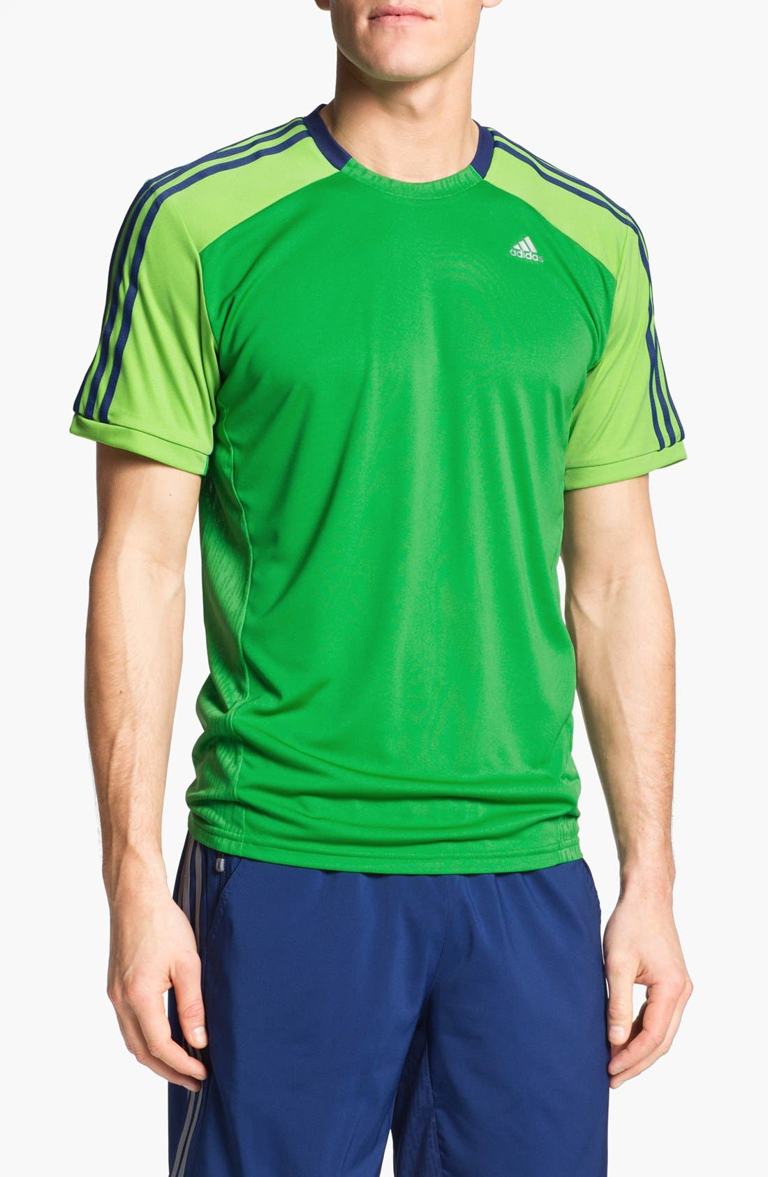 Alternate Image 1 Selected - adidas '365 Core' CLIMACOOL® T-Shirt
