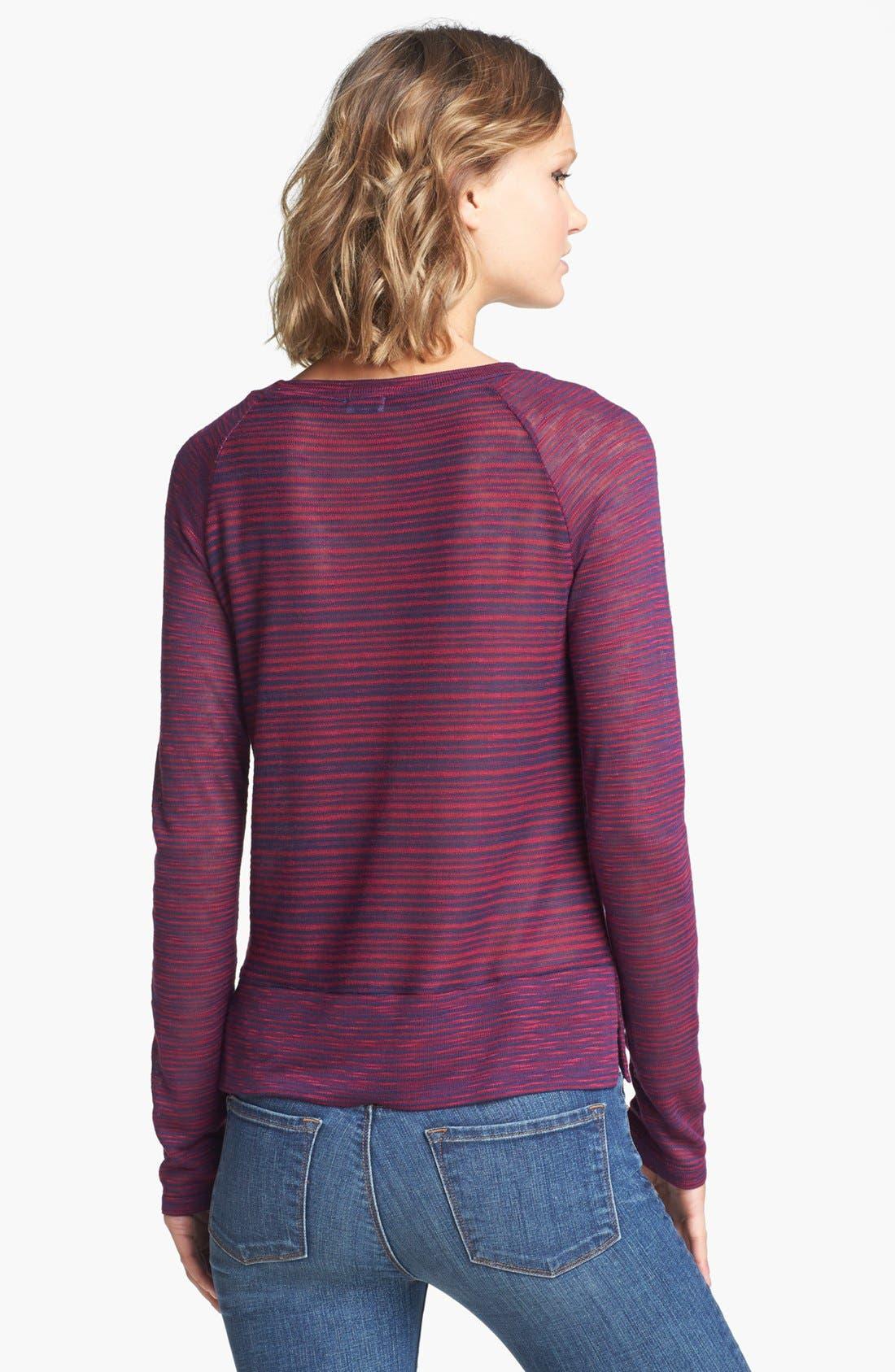 Alternate Image 2  - Splendid 'West Village' Knit Pullover