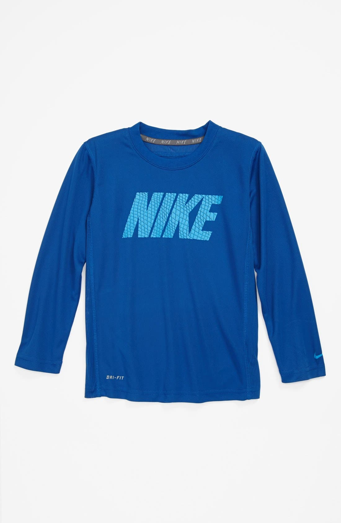 Alternate Image 1 Selected - Nike 'Speed Fly GFX' Dri-FIT Top (Little Boys)