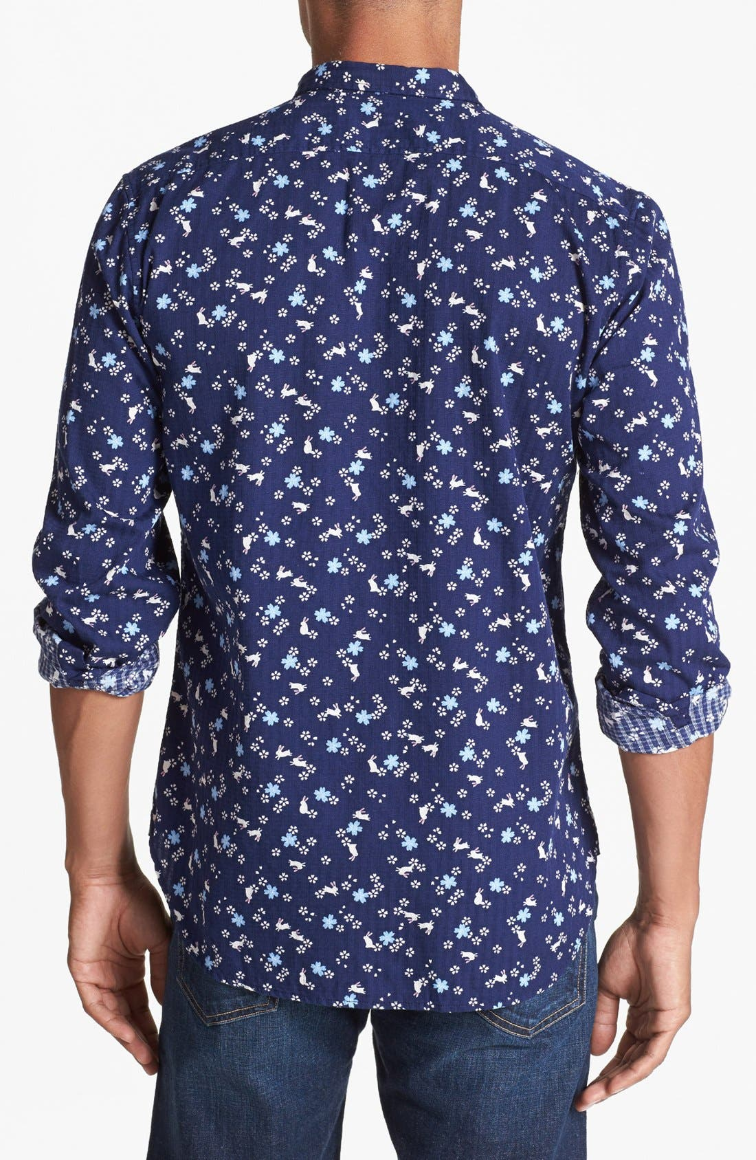 Alternate Image 2  - Levi's® Made & Crafted™ Sport Shirt