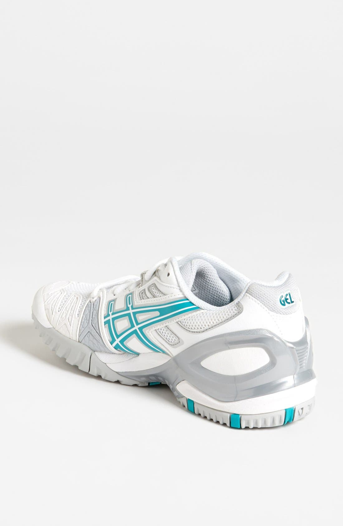 Alternate Image 2  - ASICS® 'GEL-Resolution 5' Tennis Shoe (Women)(Regular Retail Price: $139.95)