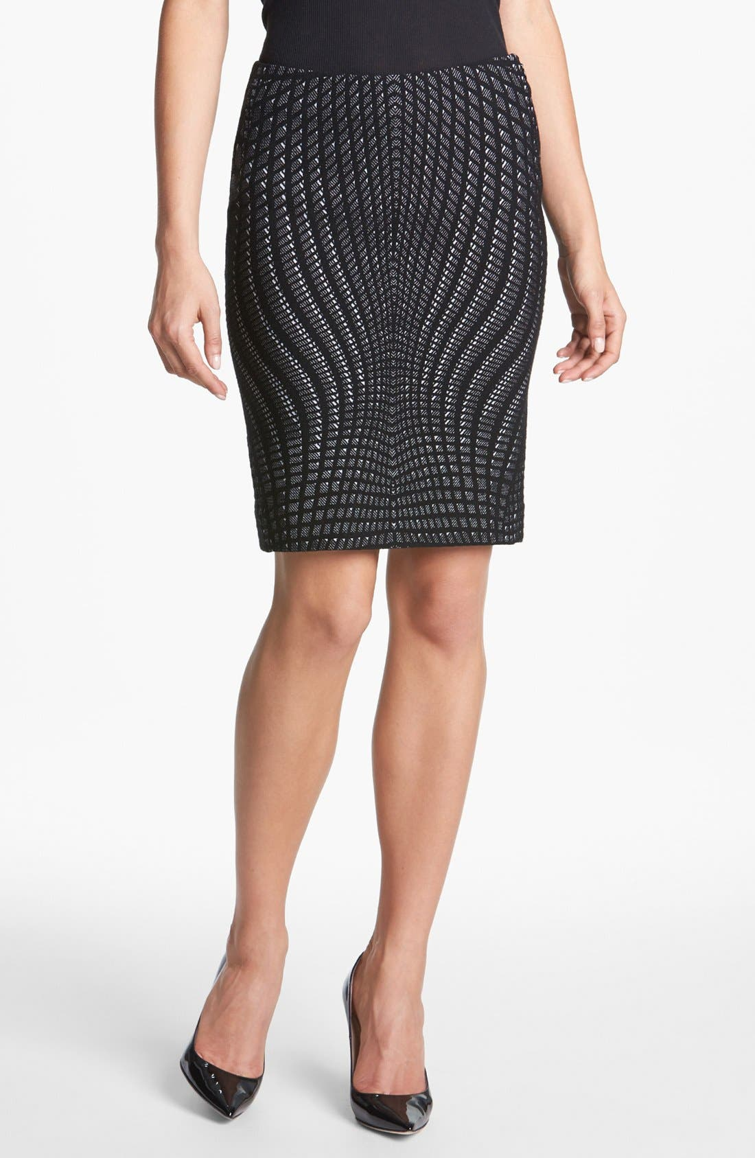 Alternate Image 1  - Diane von Furstenberg 'Mae' Pencil Skirt
