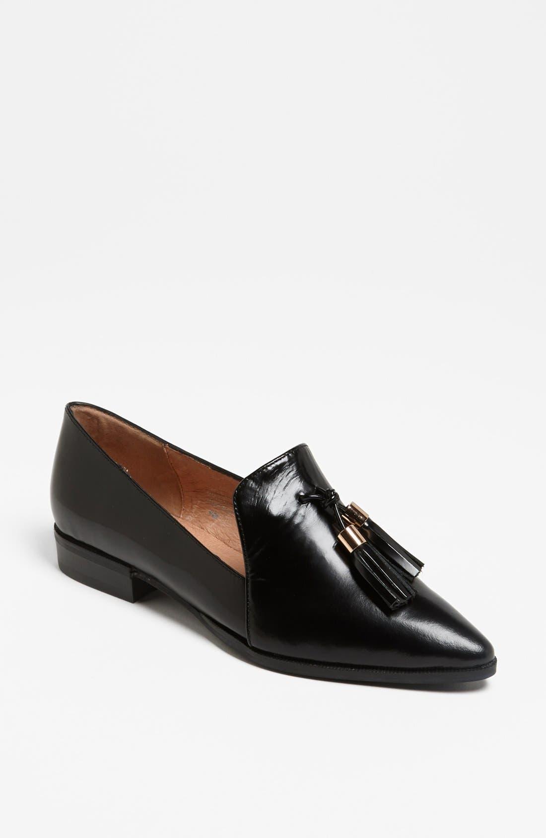 Alternate Image 1 Selected - Jeffrey Campbell 'Blane' Tassel Loafer Flat