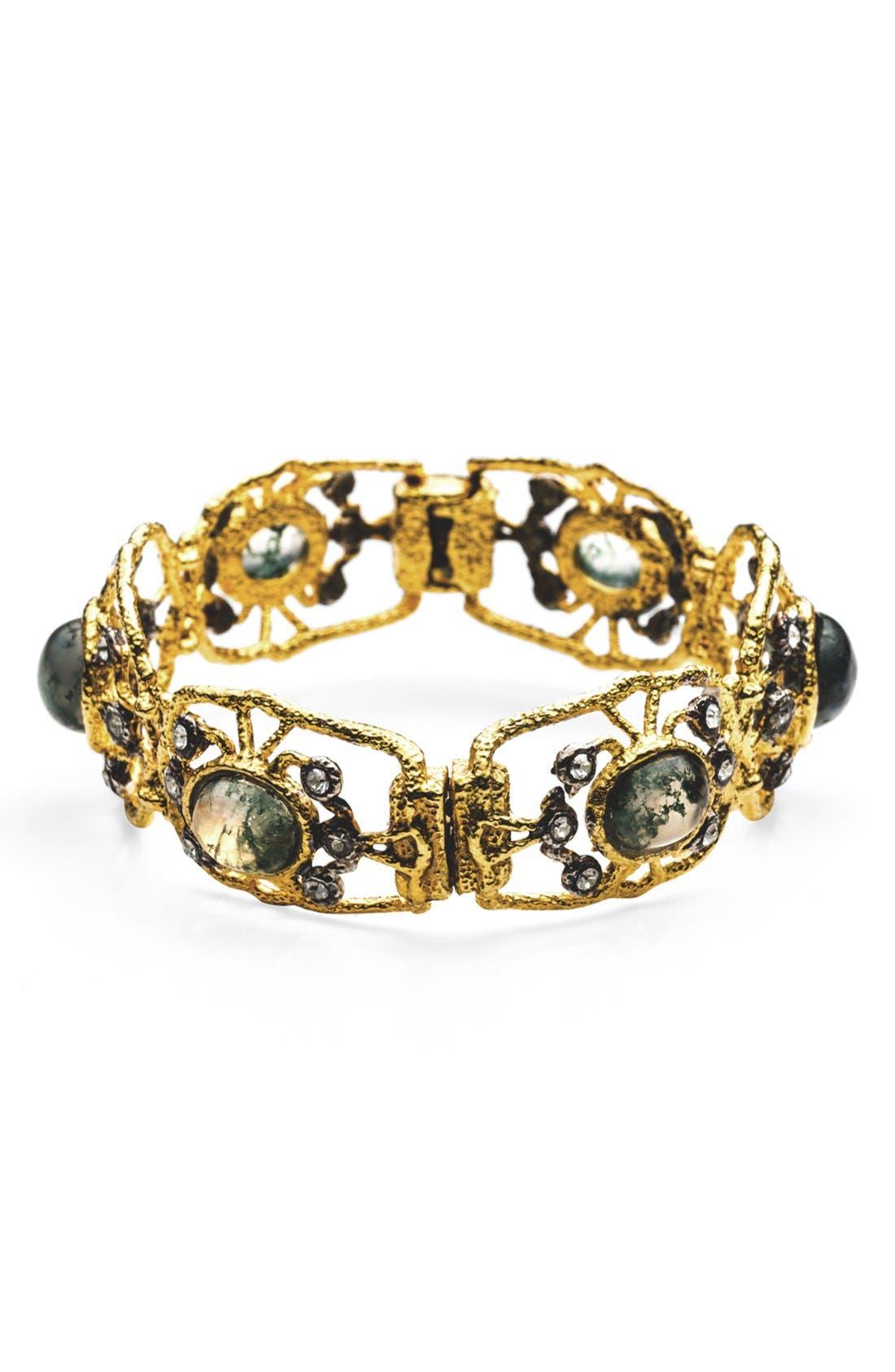 Main Image - Alexis Bittar 'Elements - Jardin de Papillon' Hinged Bracelet